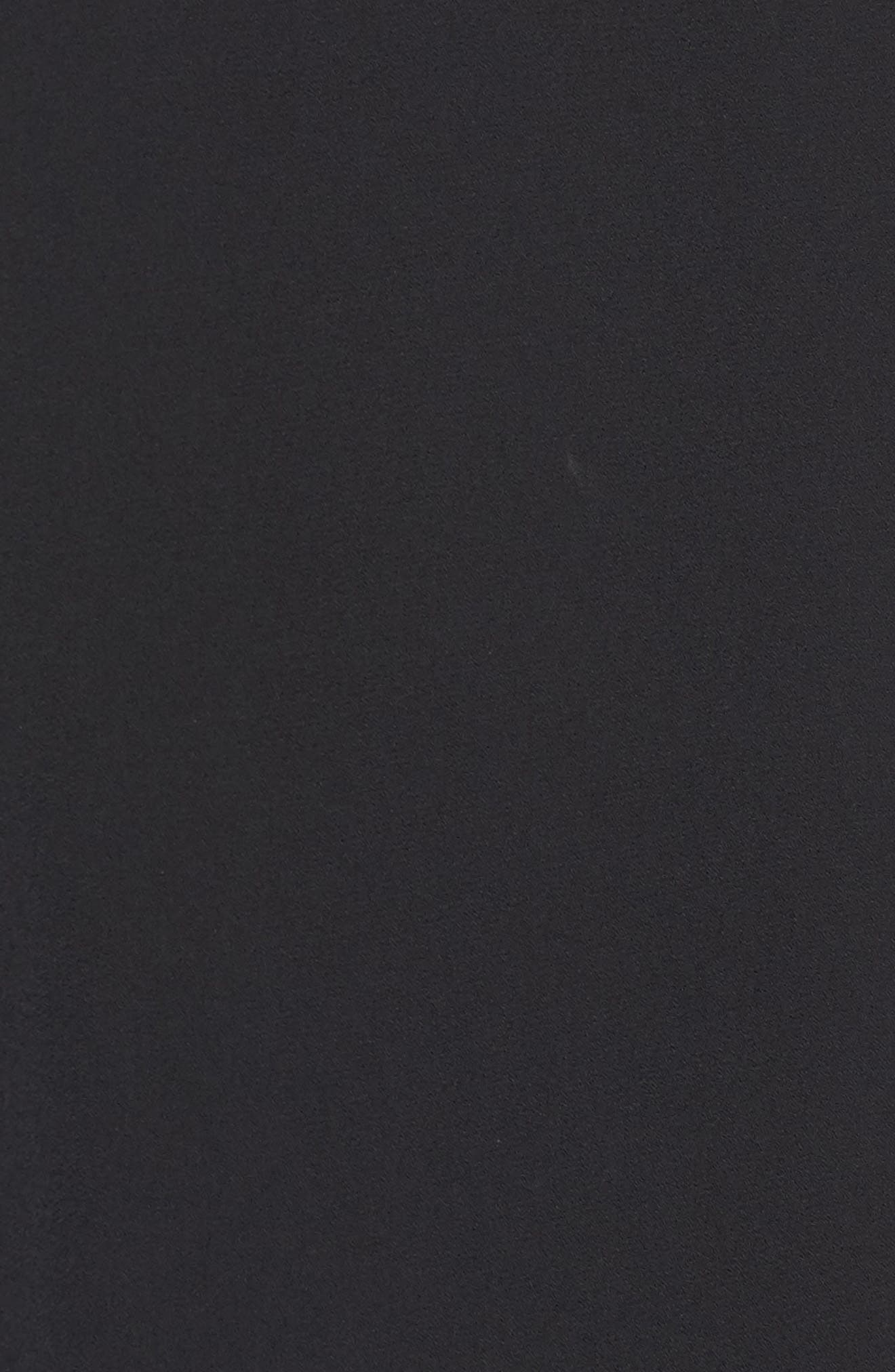 Alternate Image 5  - Halogen® Rib Trim Long Sleeve Blouse