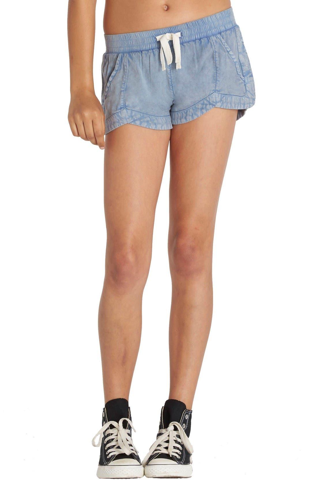 Billabong Made For You Woven Shorts (Little Girls & Big Girls)