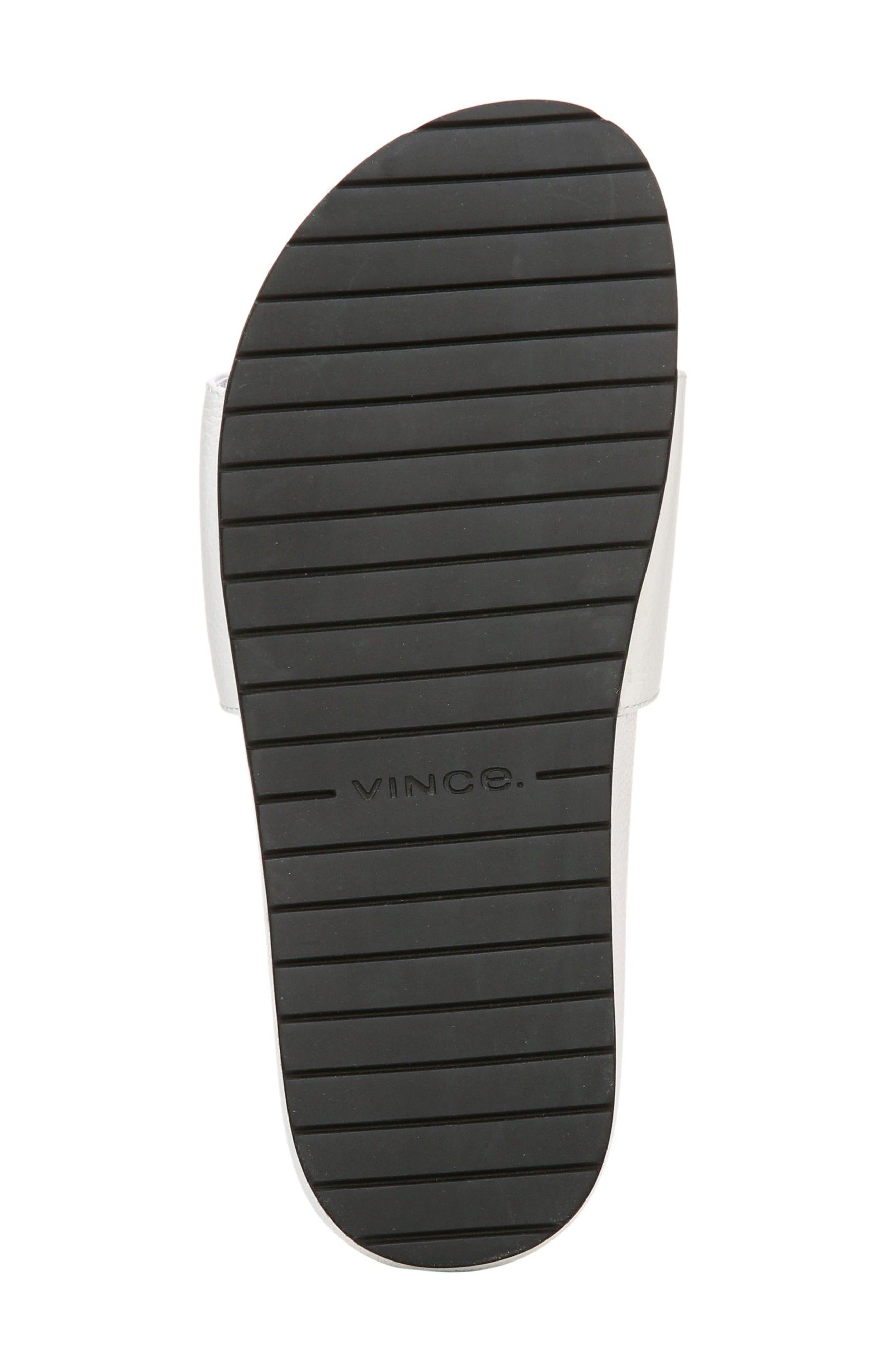 Alternate Image 5  - Vince Gavin Slide Sandal (Women)