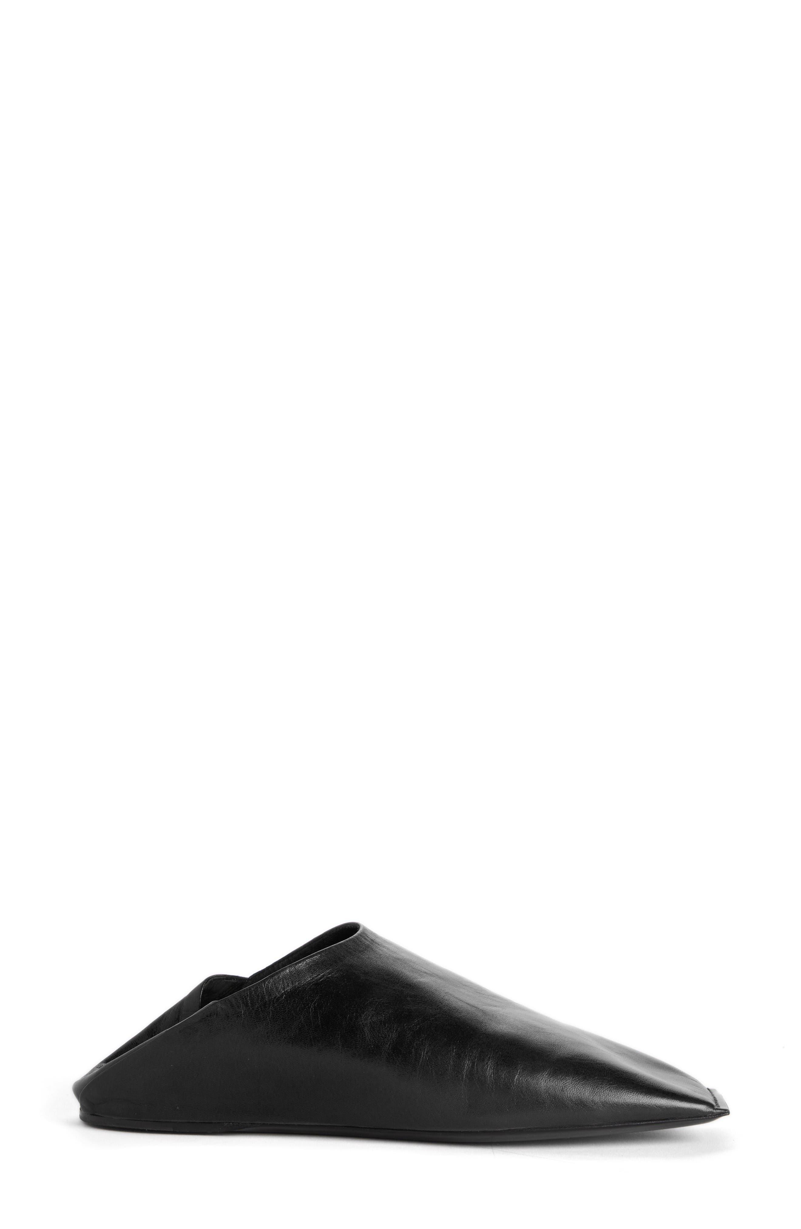 Alternate Image 4  - Balenciaga Square Toe Mule (Women)