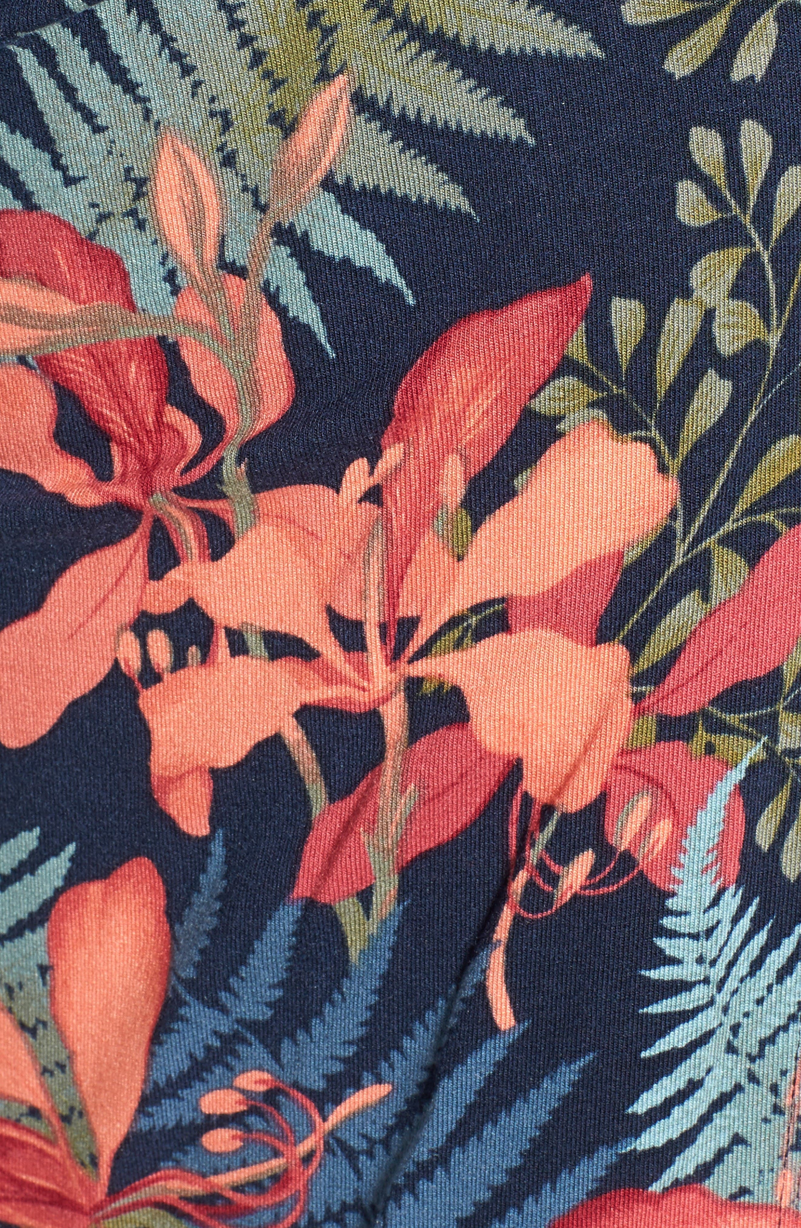 Alternate Image 5  - Tommy Bahama Sacred Groves Faux Wrap Dress