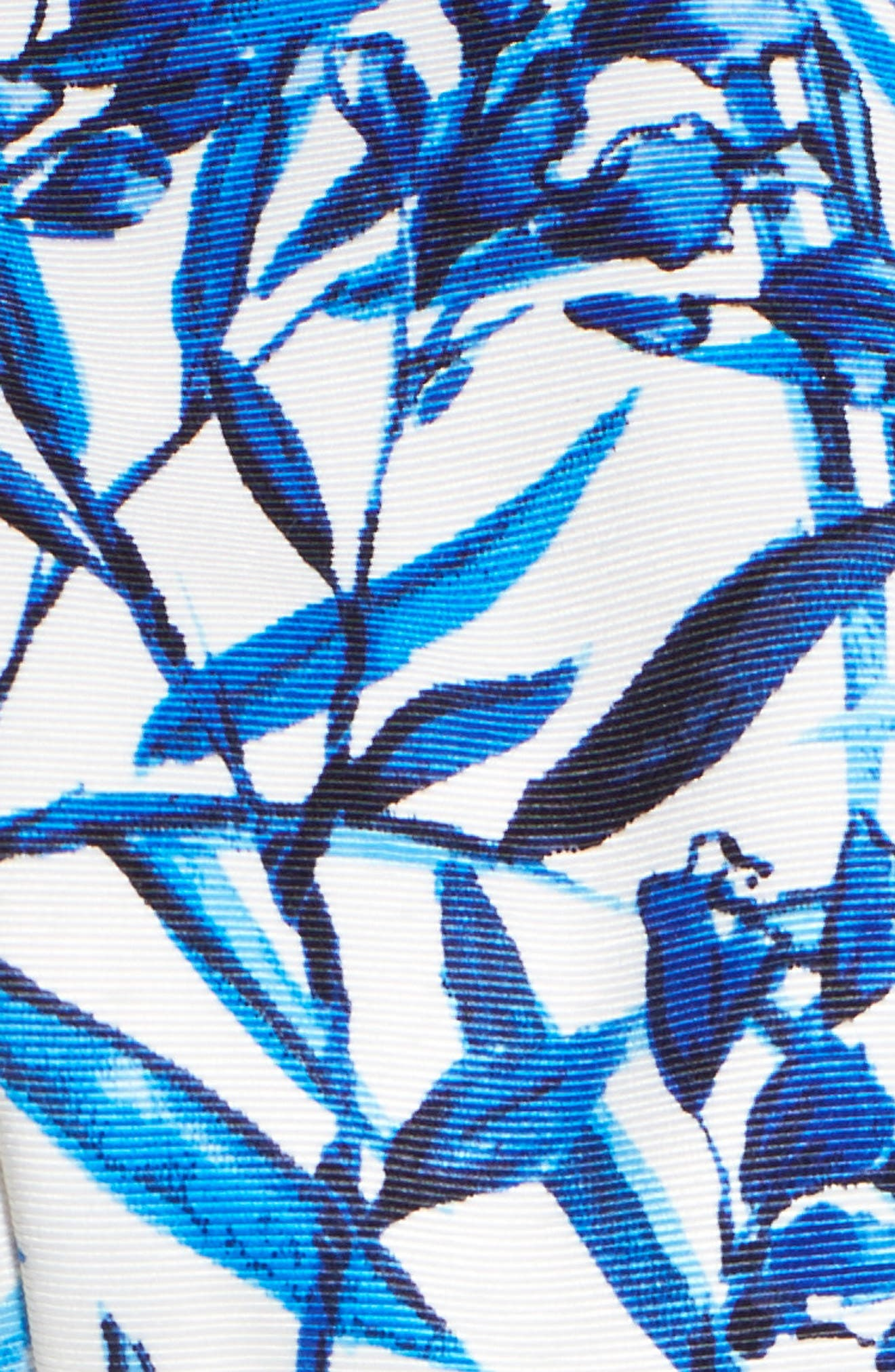 Alternate Image 5  - Eliza J Fit & Flare Midi Dress