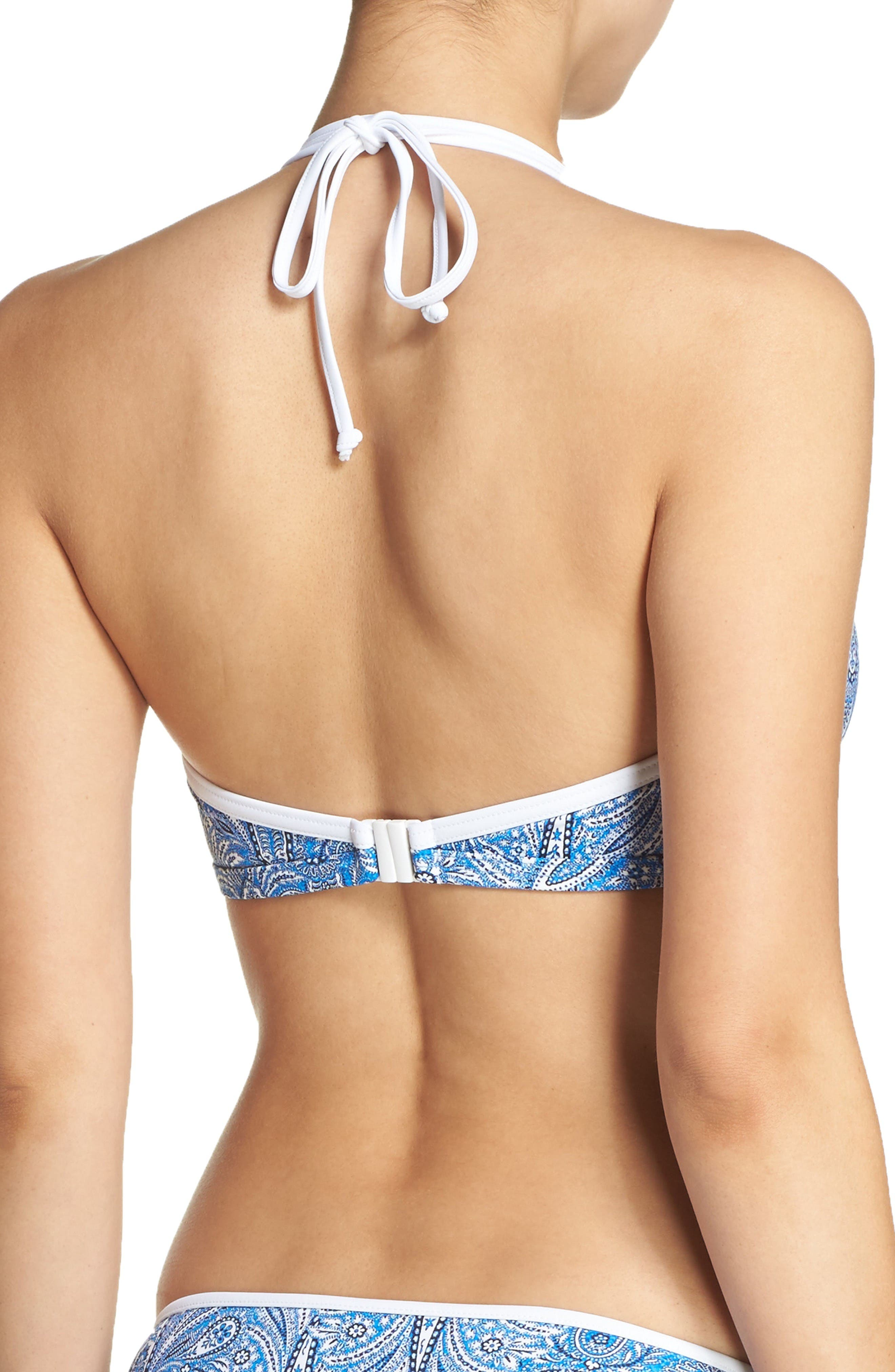 Alternate Image 2  - Freya Summer Tide Bikini Top