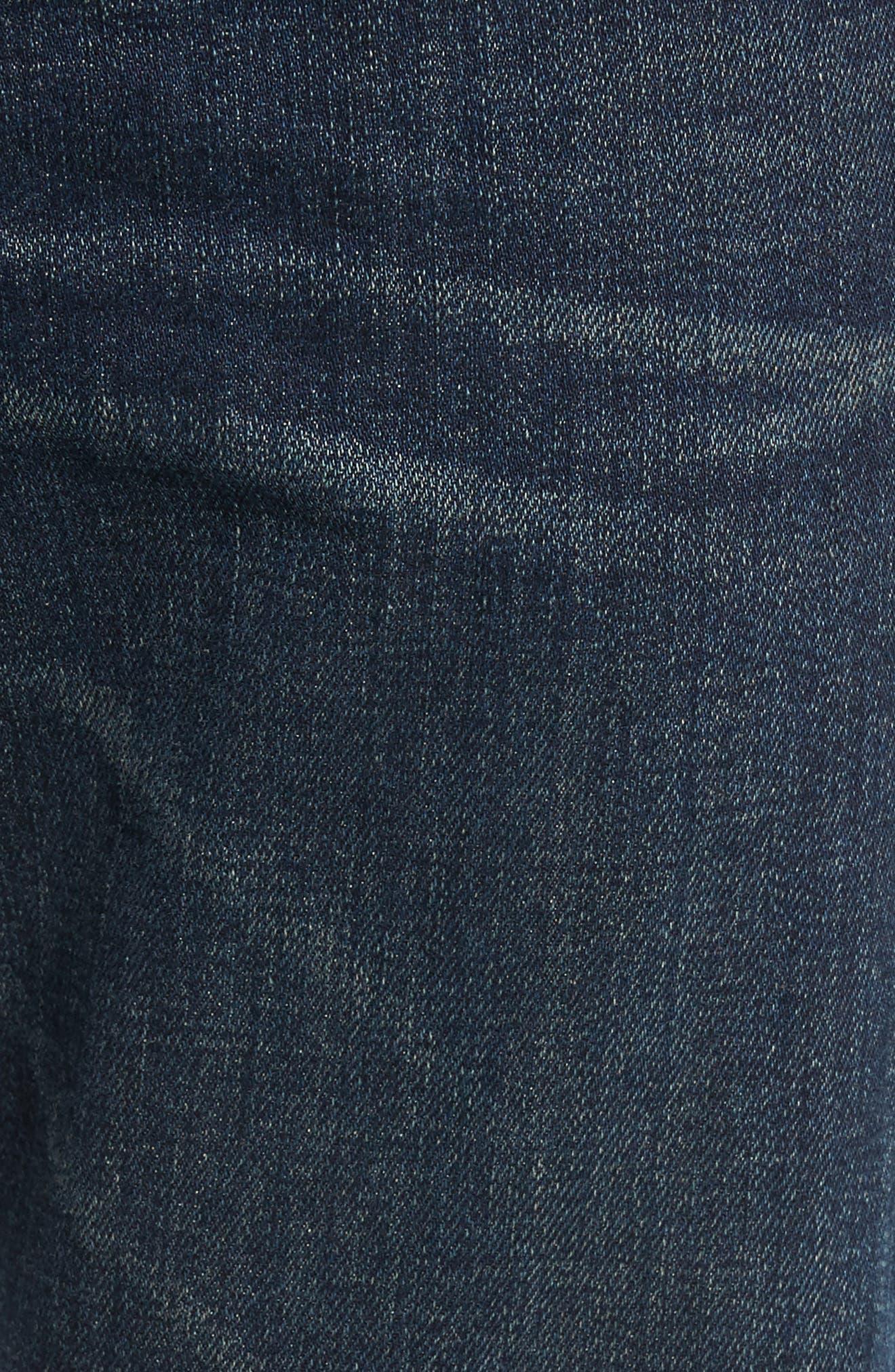 Alternate Image 5  - rag & bone Fit 2 Slim Fit Jeans (Plattsburg)