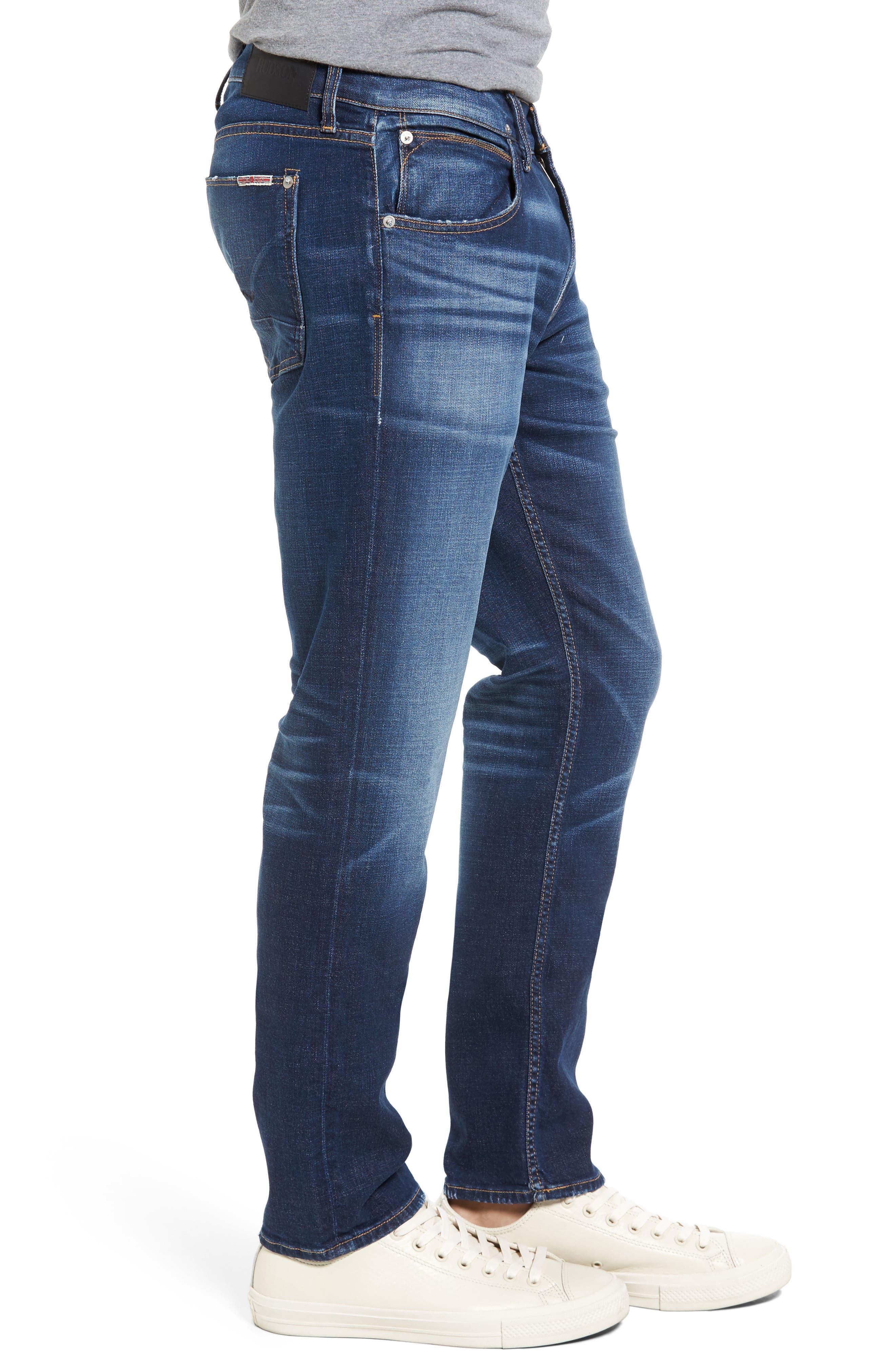 Blake Slim Fit Jeans,                             Alternate thumbnail 3, color,                             Genuine