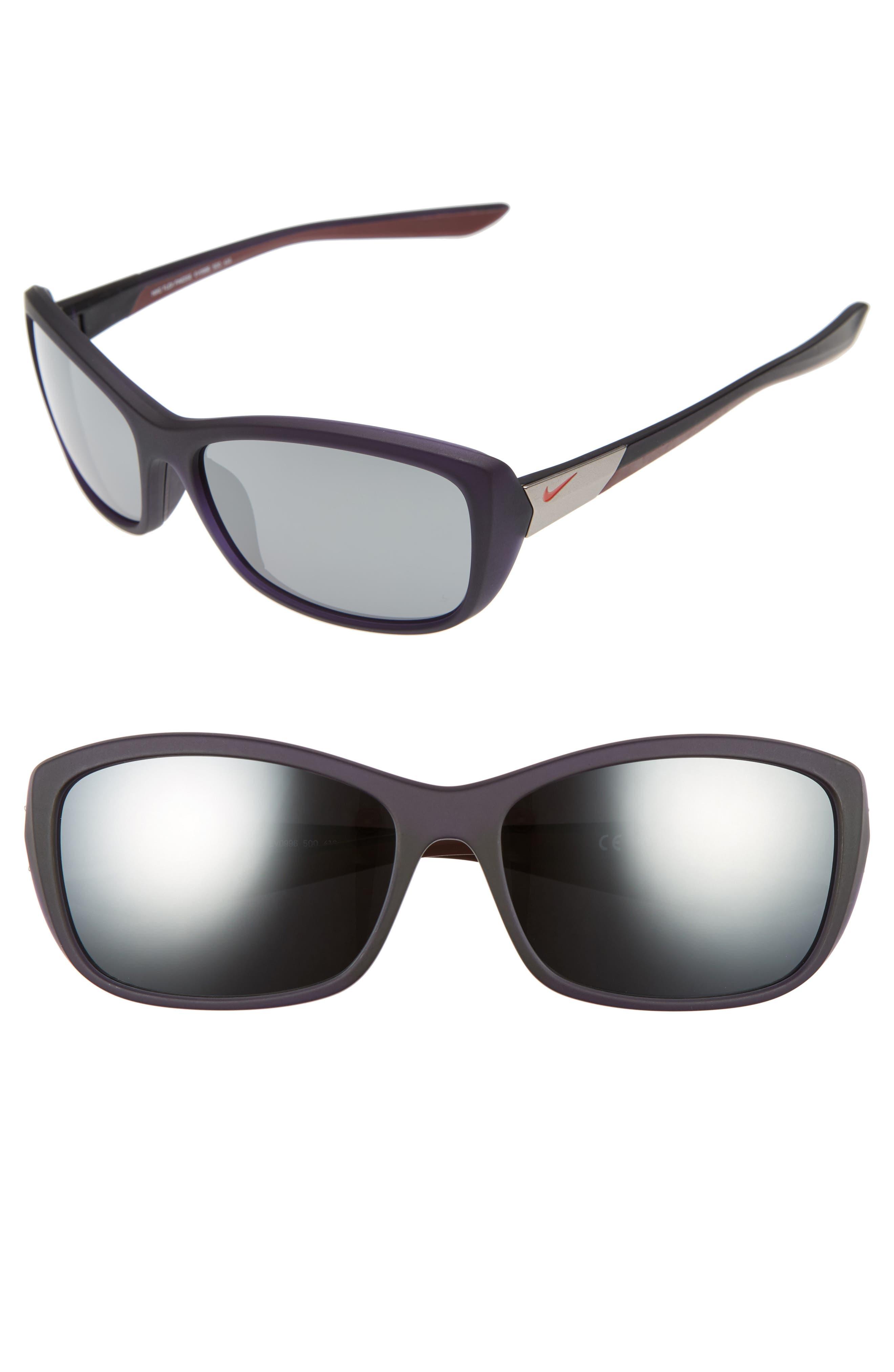 nike sunglasses womens black