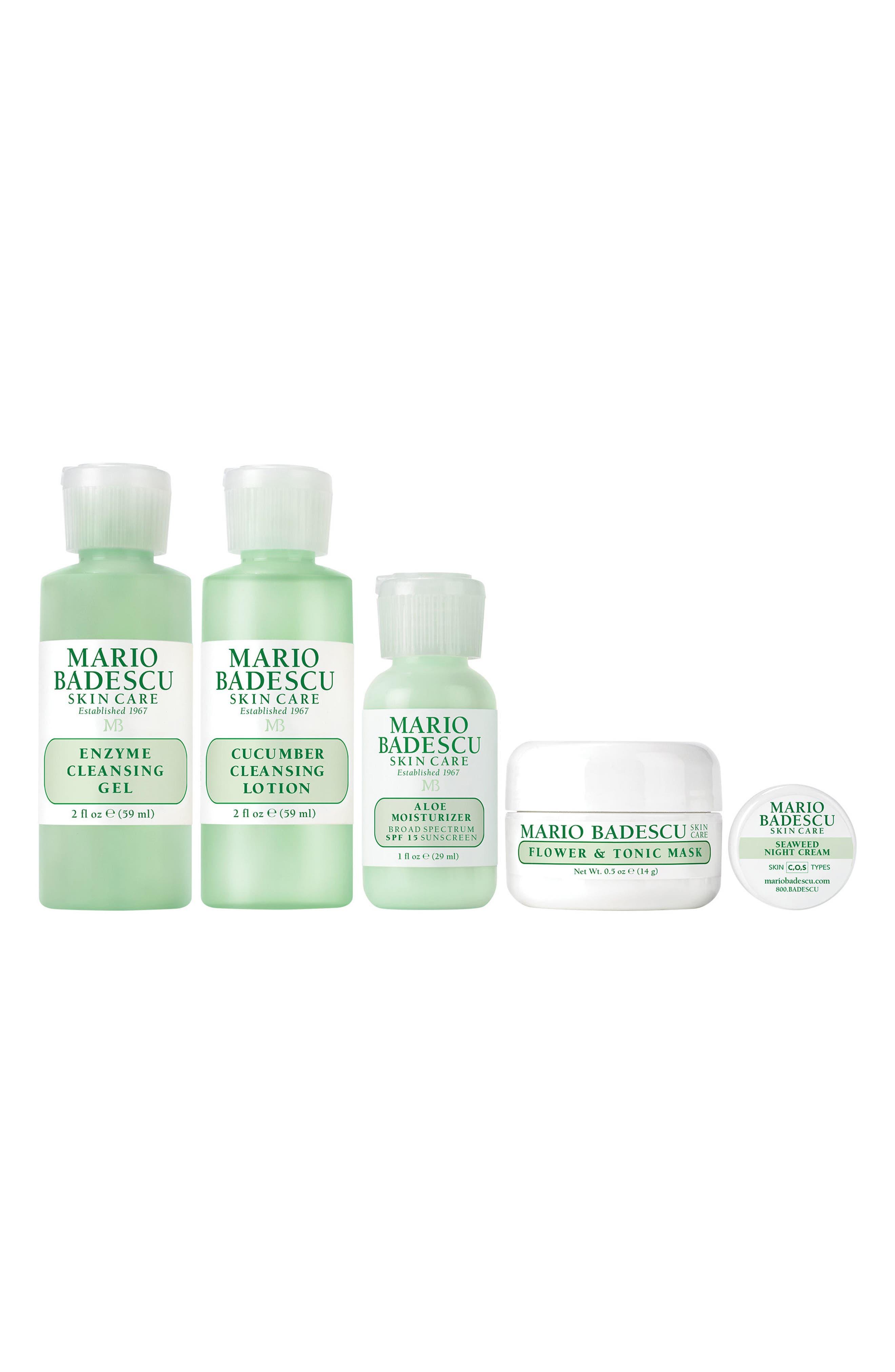 Alternate Image 2  - Mario Badescu Combination/Oily Skin Regimen Kit ($40 Value)