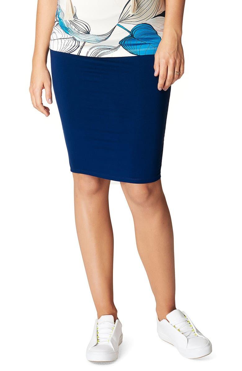 Vida Maternity Skirt