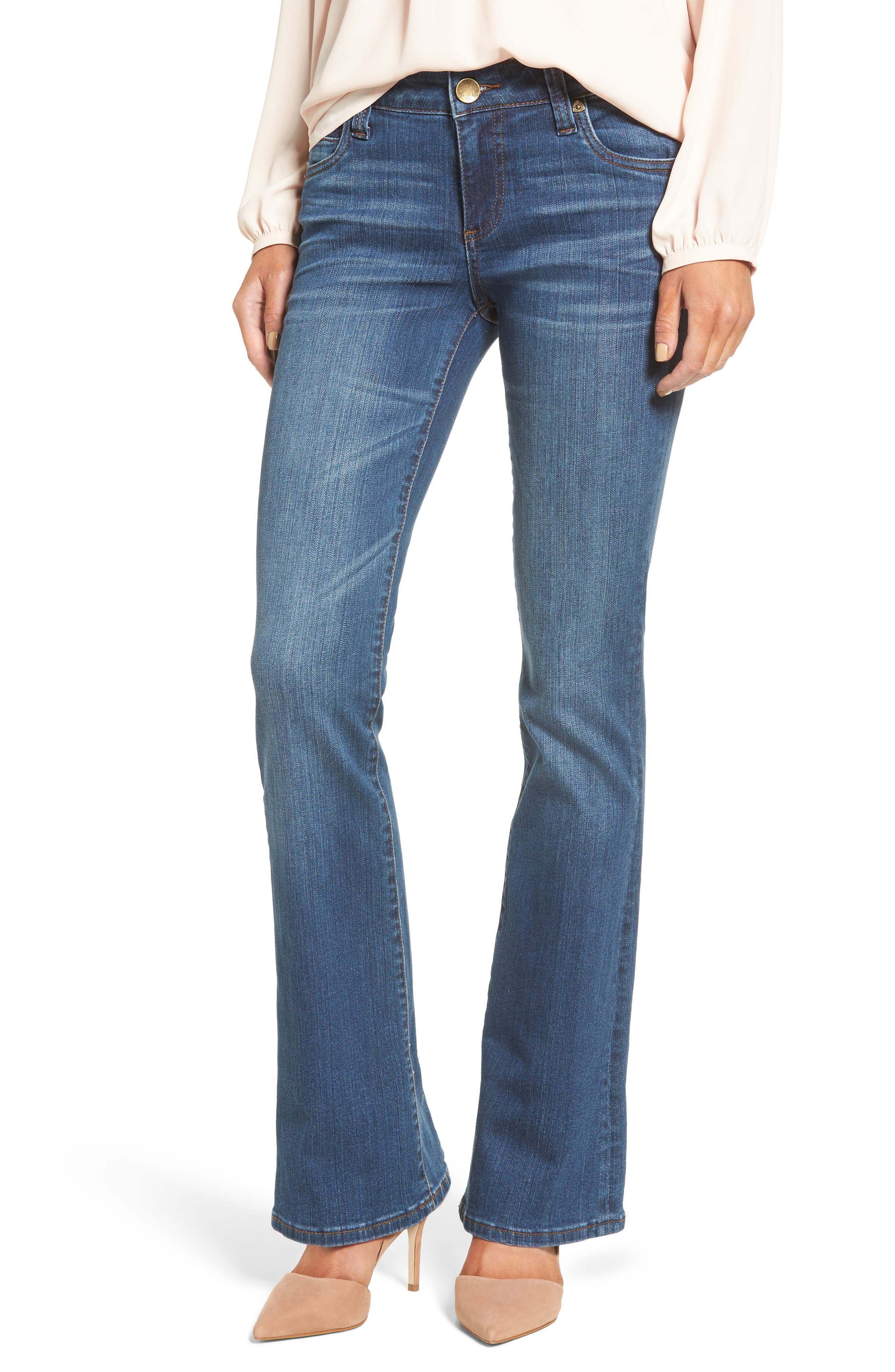KUT from the Kloth Natalie Bootcut Jeans (Inclusion)