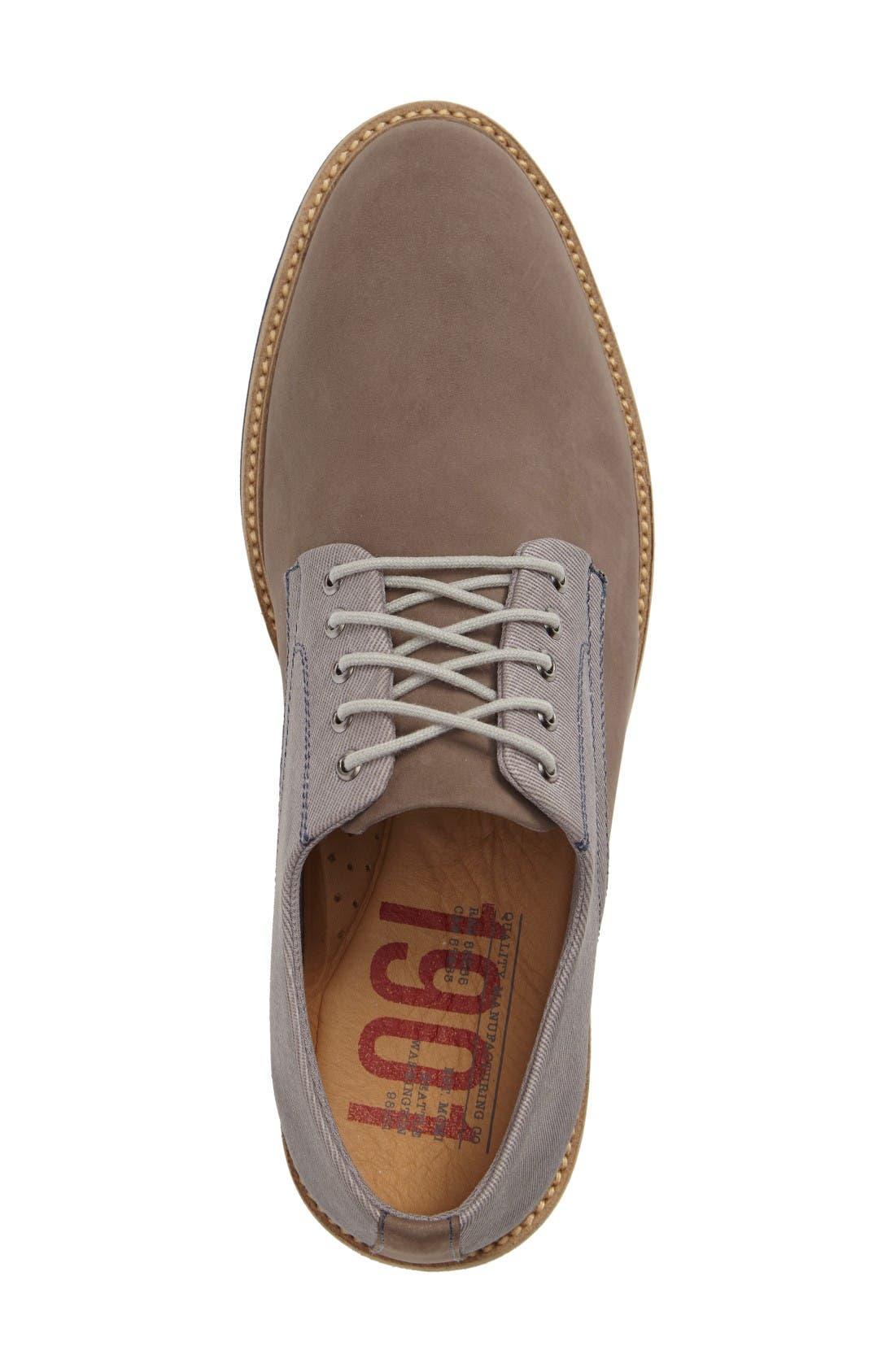 Alternate Image 3  - 1901 Jefferson Buck Shoe (Men)