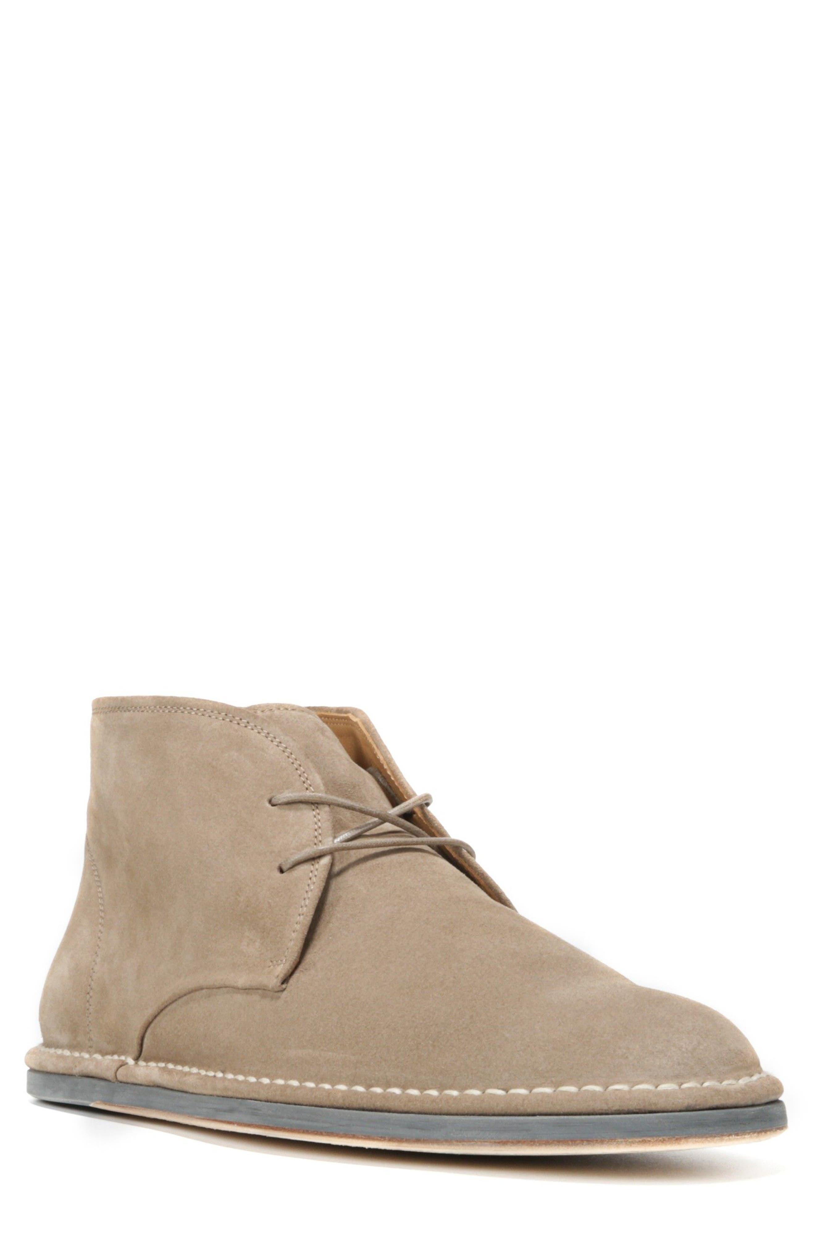 Ramsey Chukka Boot,                         Main,                         color, Flint Suede