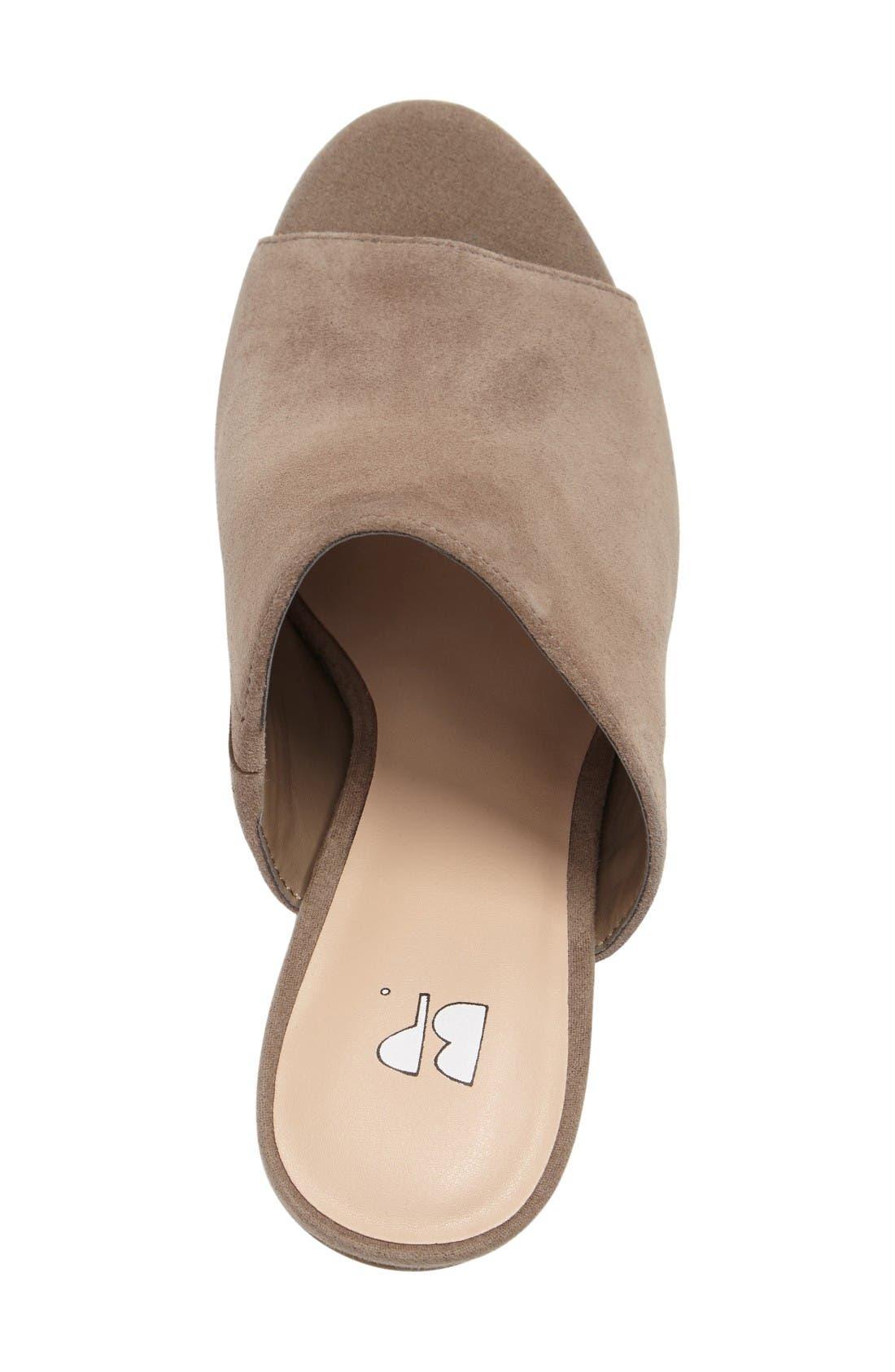Alternate Image 3  - BP. Tale Block Heel Sandal (Women)