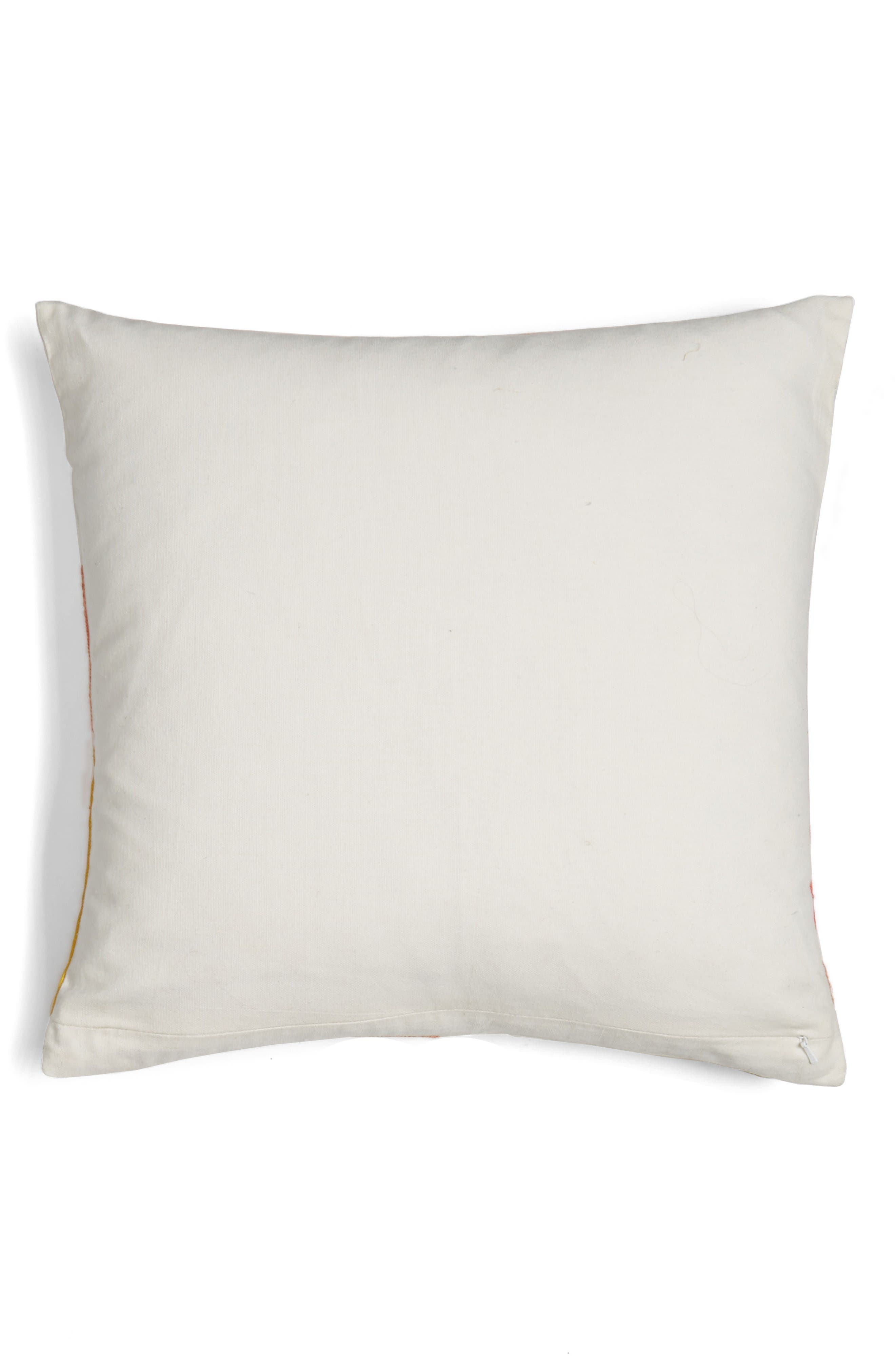 Alternate Image 2  - Nordstrom at Home Kilm Graphic Accent Pillow