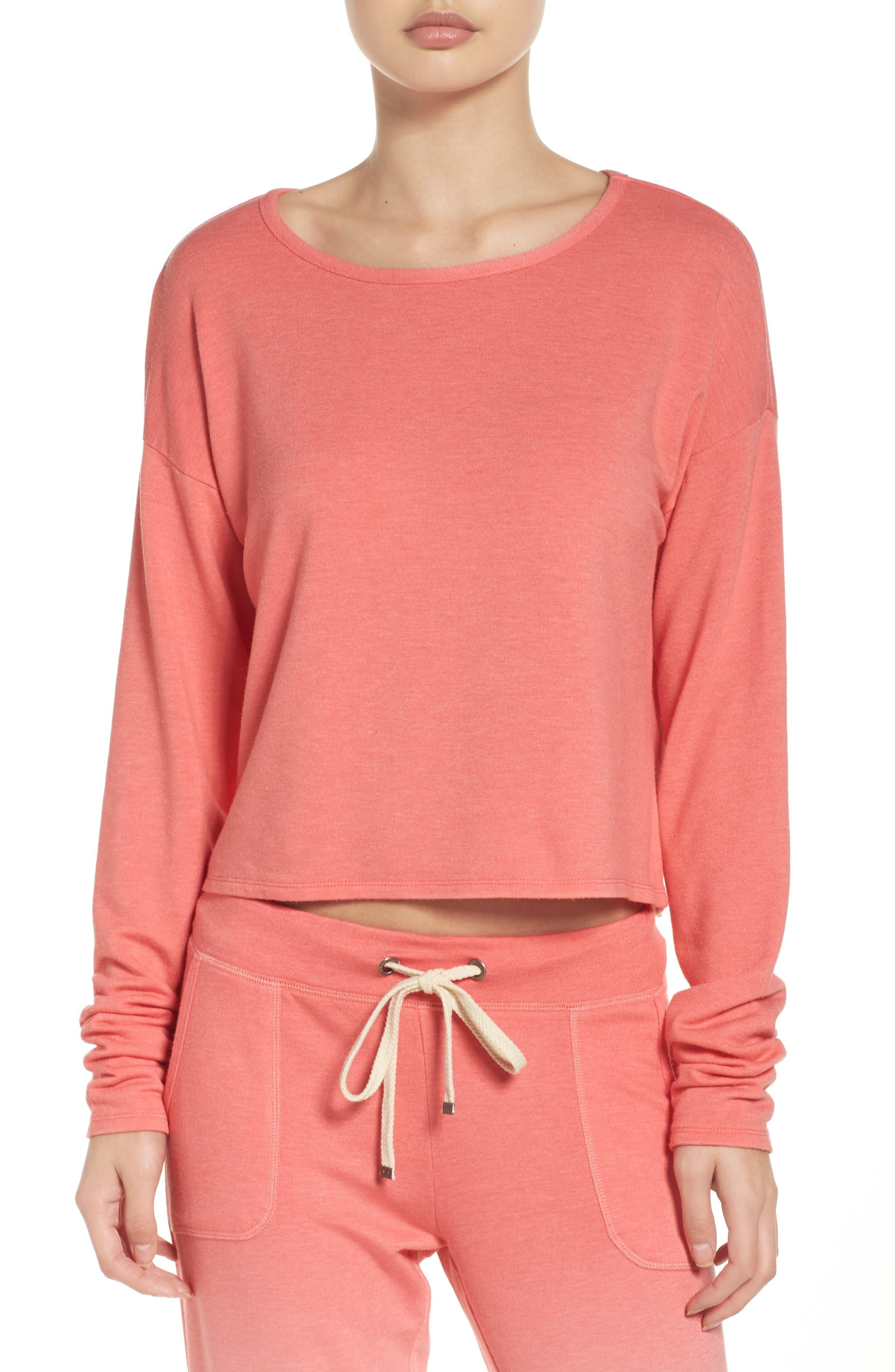 Main Image - Make + Model Sunrise Sweatshirt
