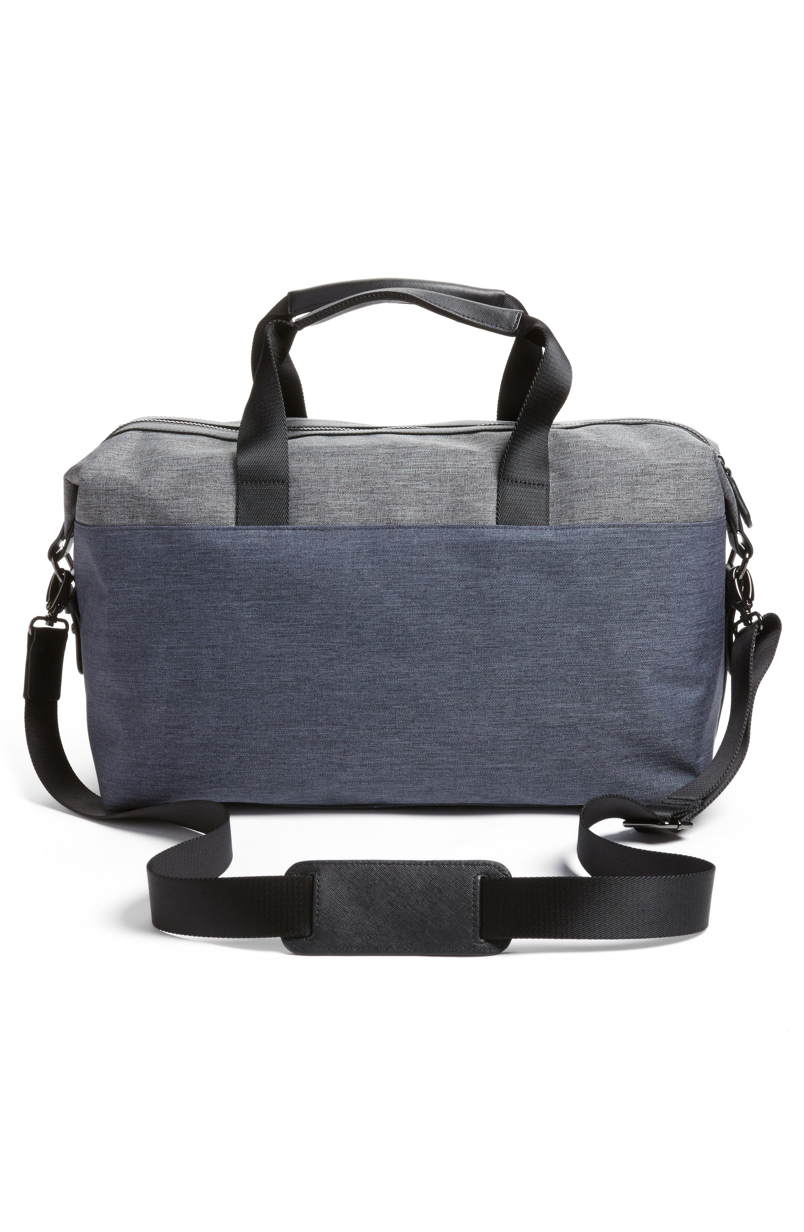 Alternate Image 3  - Ted Baker London Hamahed Duffel Bag
