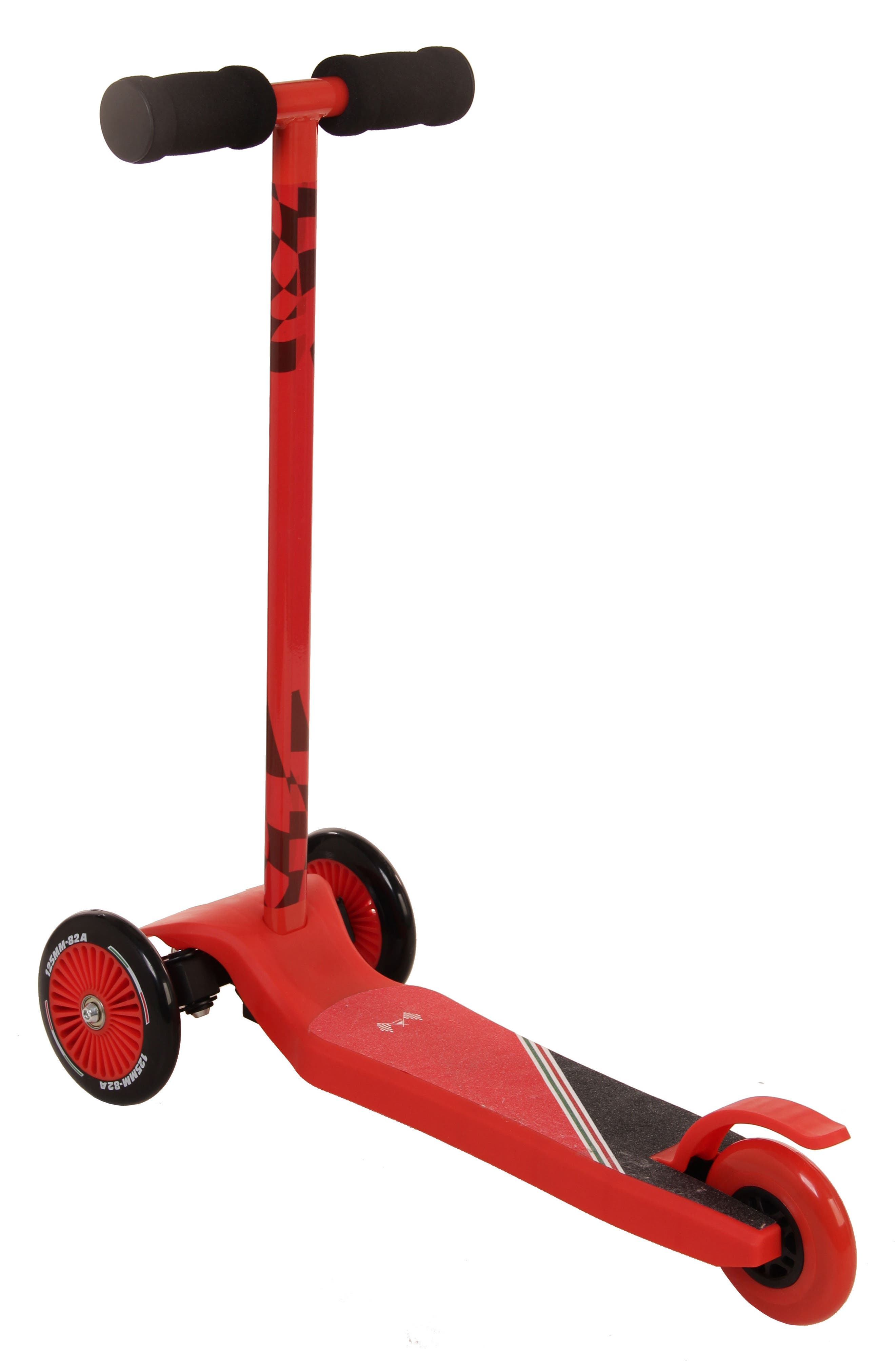 Twist Scooter,                             Alternate thumbnail 3, color,                             Ferrari Red
