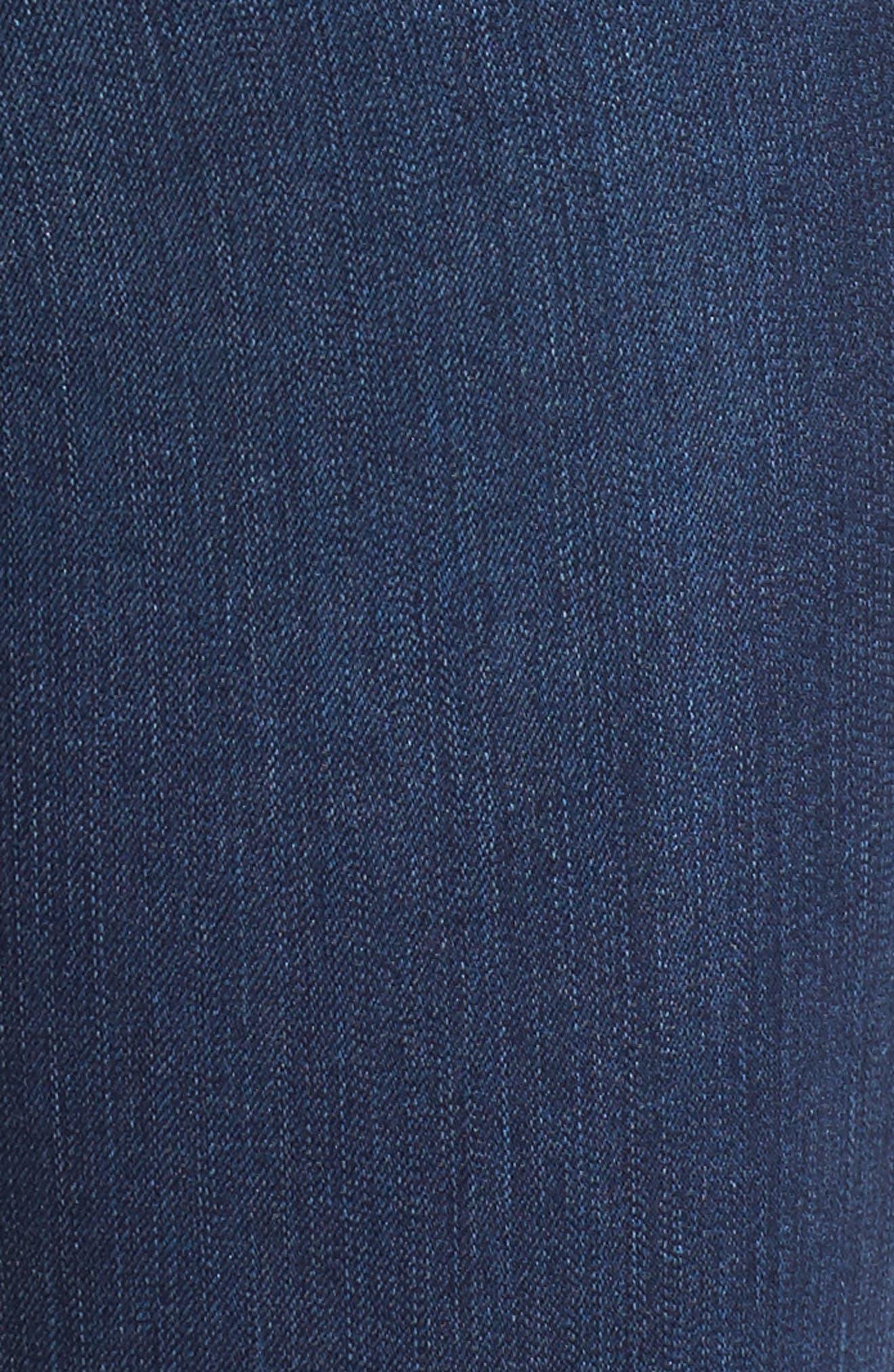 Alternate Image 5  - Madewell Roadtripper Jeans (Darryl Wash)