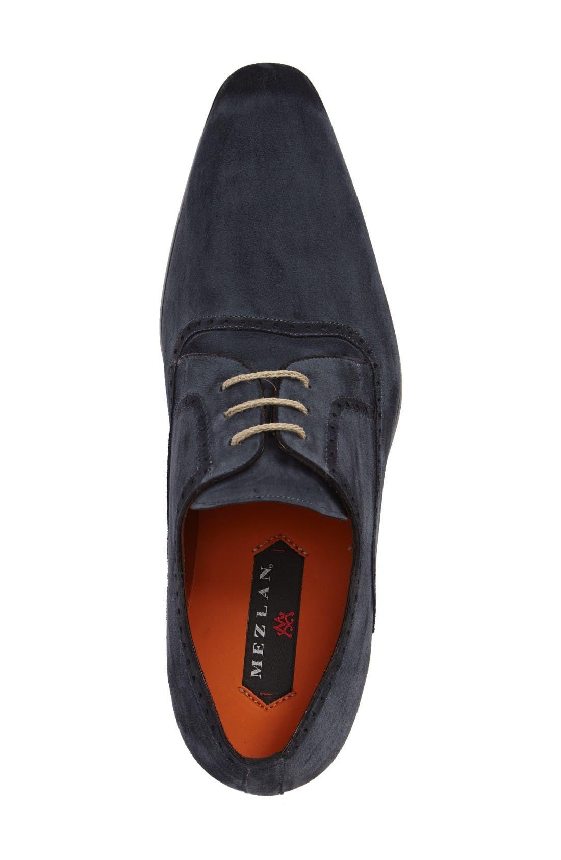 Alternate Image 2  - Mezlan Euclid Plain Toe Derby (Men)