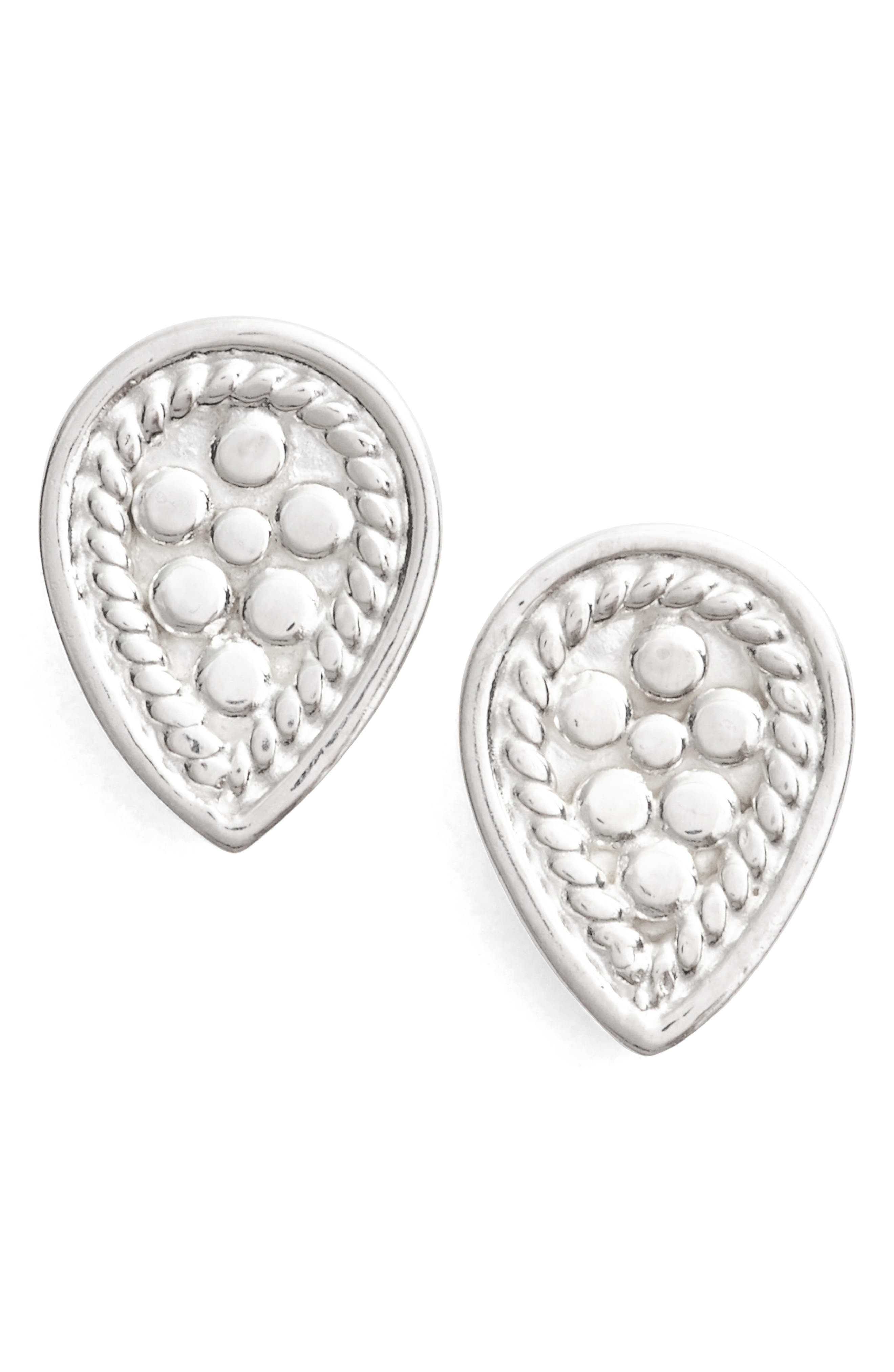 ANNA BECK Teardrop Stud Earrings