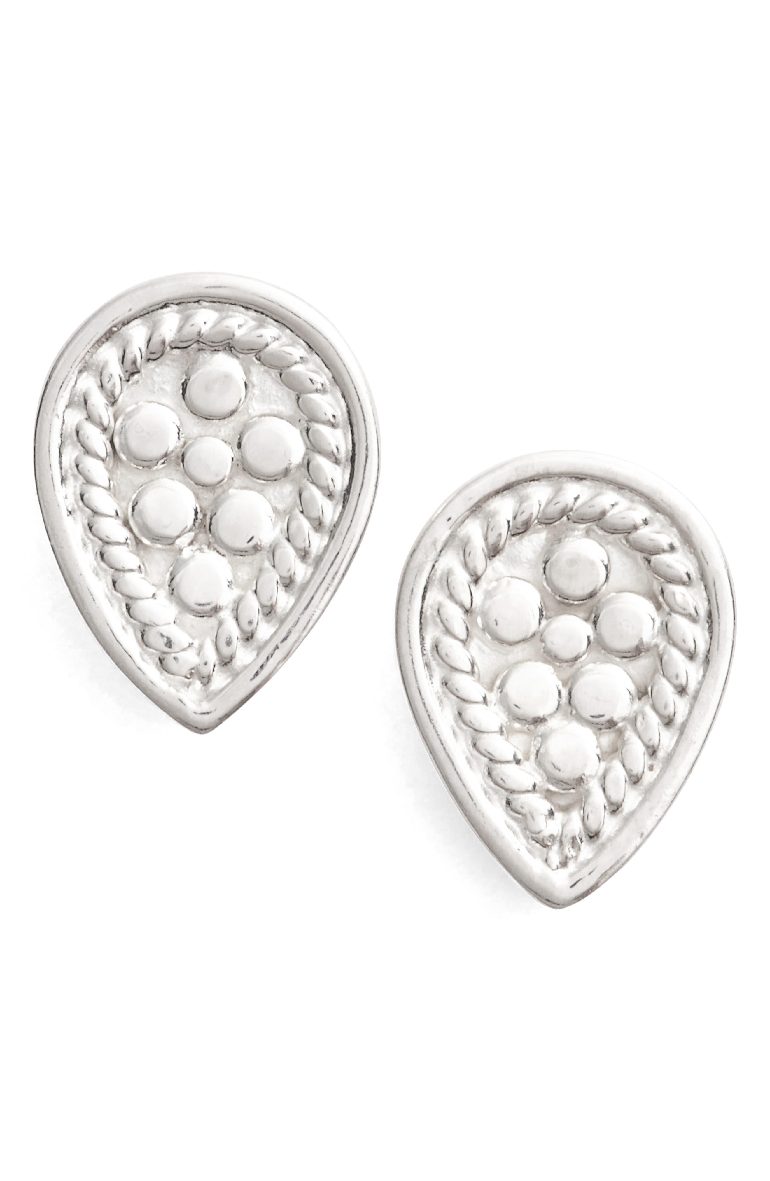 Anna Beck Teardrop Stud Earrings (Nordstrom Exclusive)