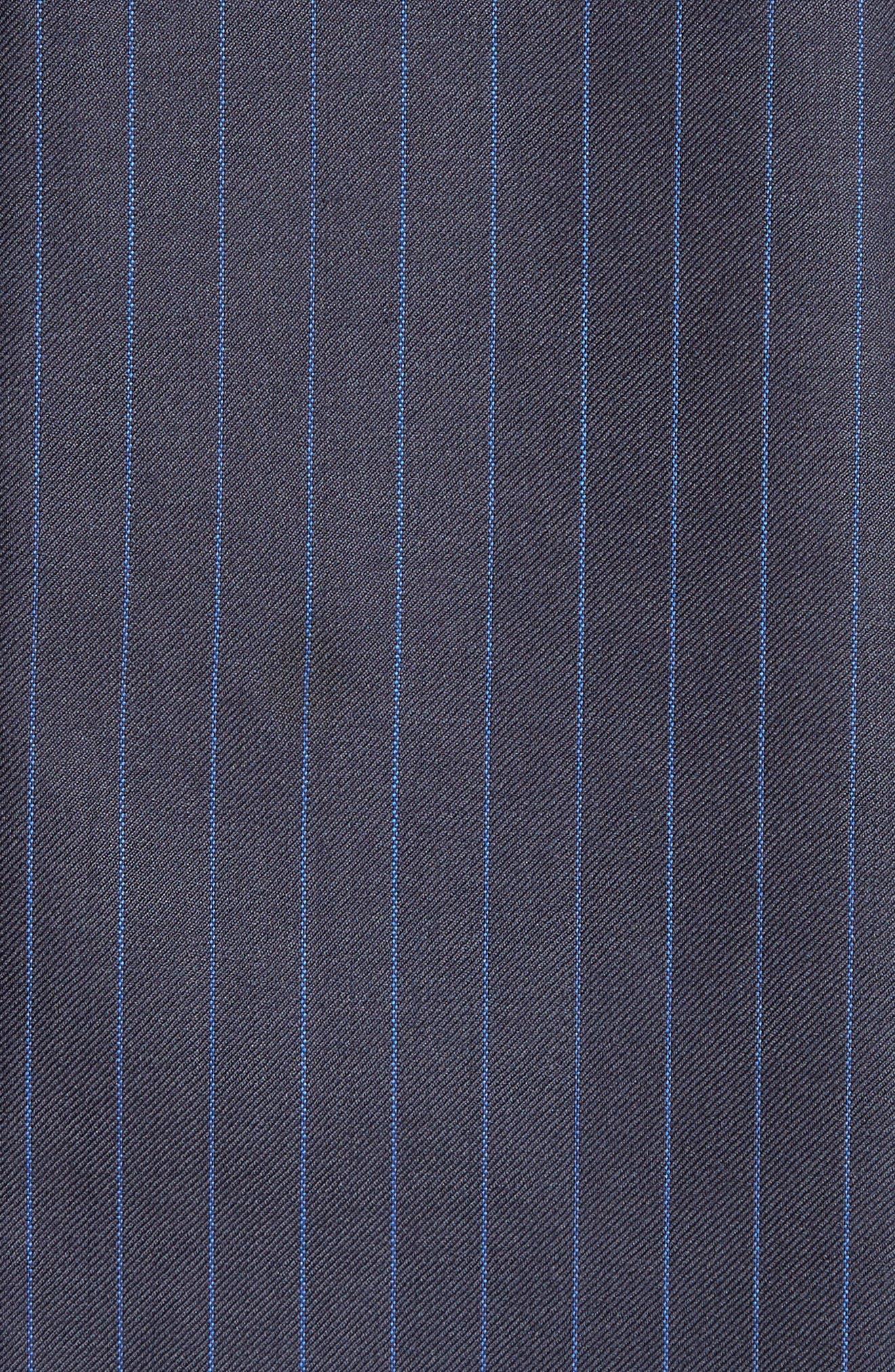 Alternate Image 3  - Alexander Wang Lace Trim Pinstripe Vest