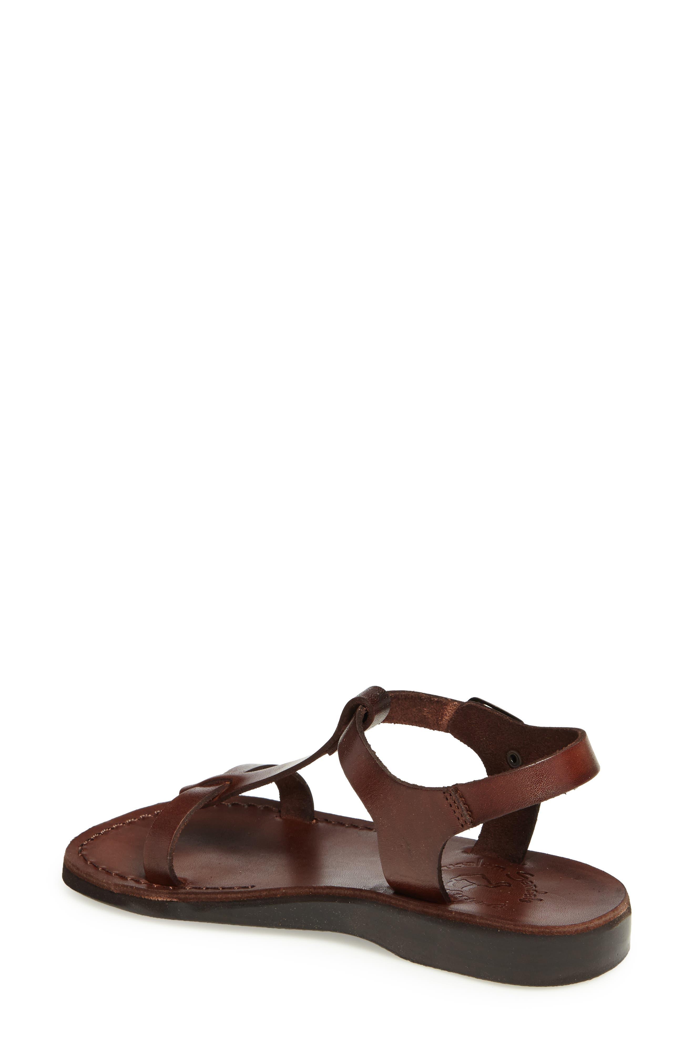 Alternate Image 2  - Jerusalem Sandals Bathsheba T-Strap Sandal (Women)