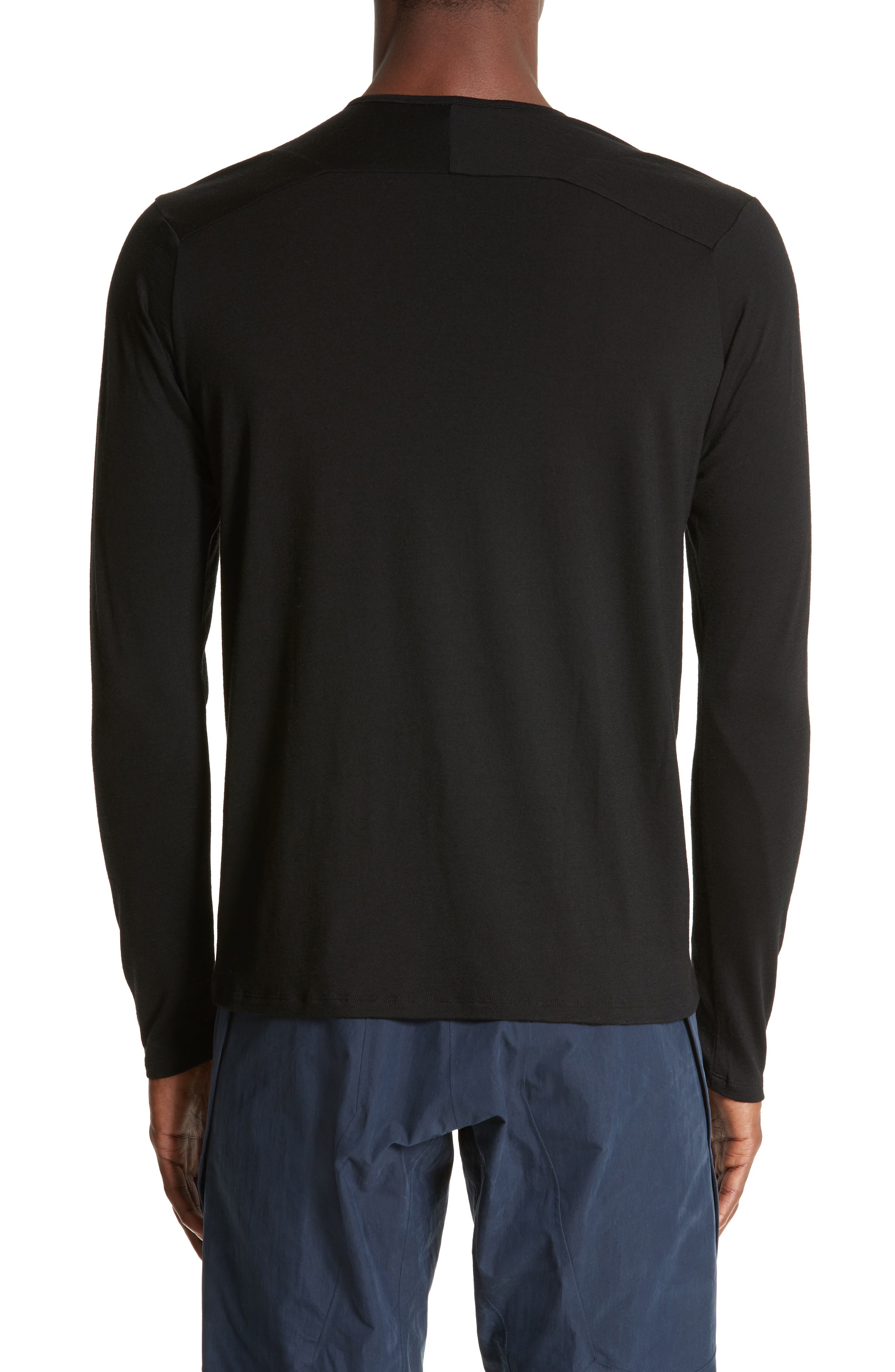 Alternate Image 2  - Arc'teryx Veilance Frame Merino Wool T-Shirt