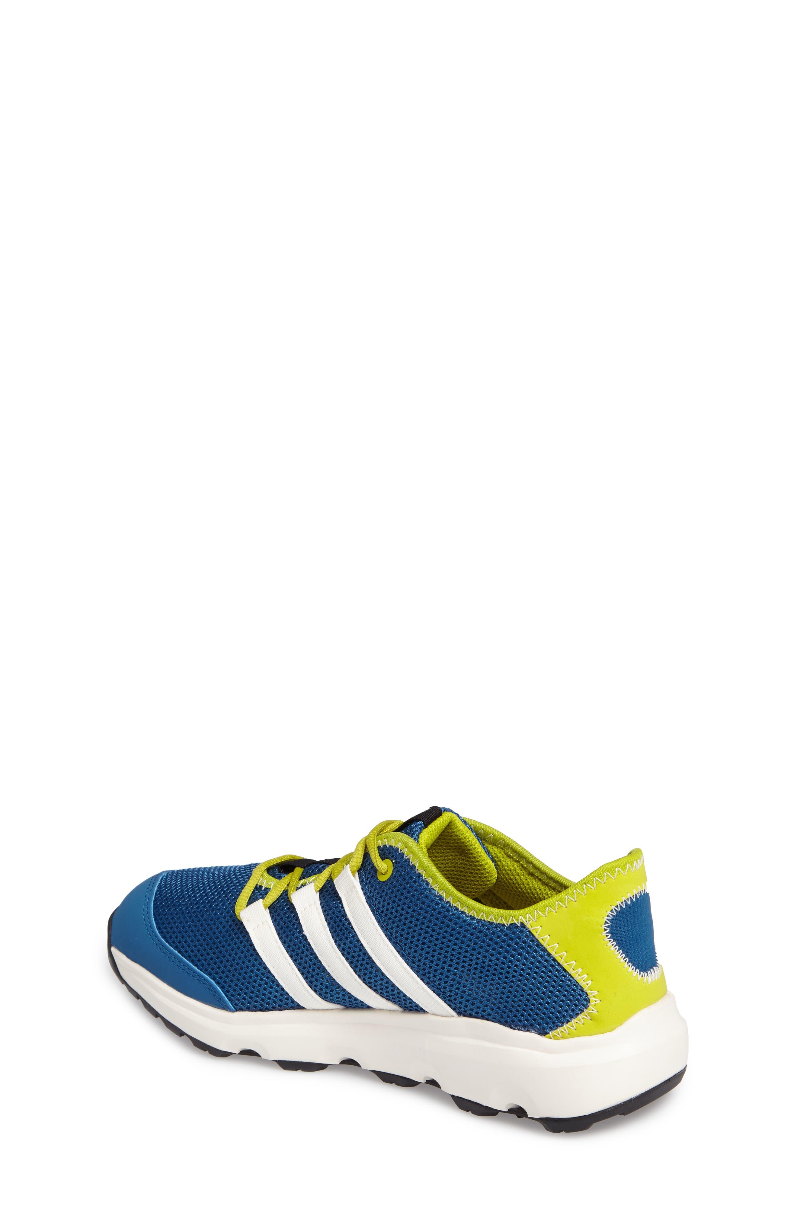 Terrex Climacool<sup>®</sup> Voyager Sneaker,                             Alternate thumbnail 2, color,                             Core Blue/ Chalk White/ Lime