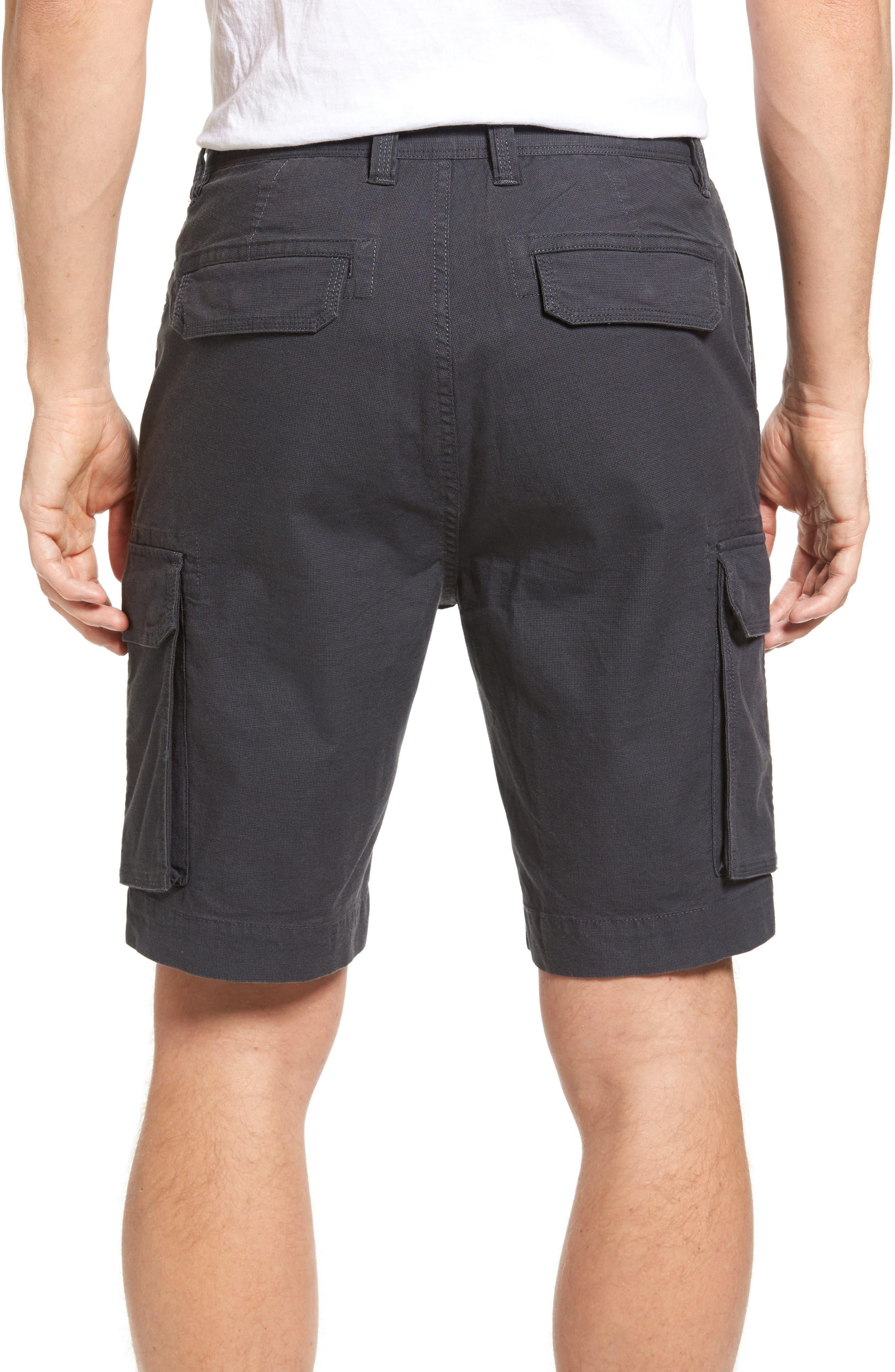 Ludstone Cargo Shorts,                             Alternate thumbnail 2, color,                             Blue Graphite