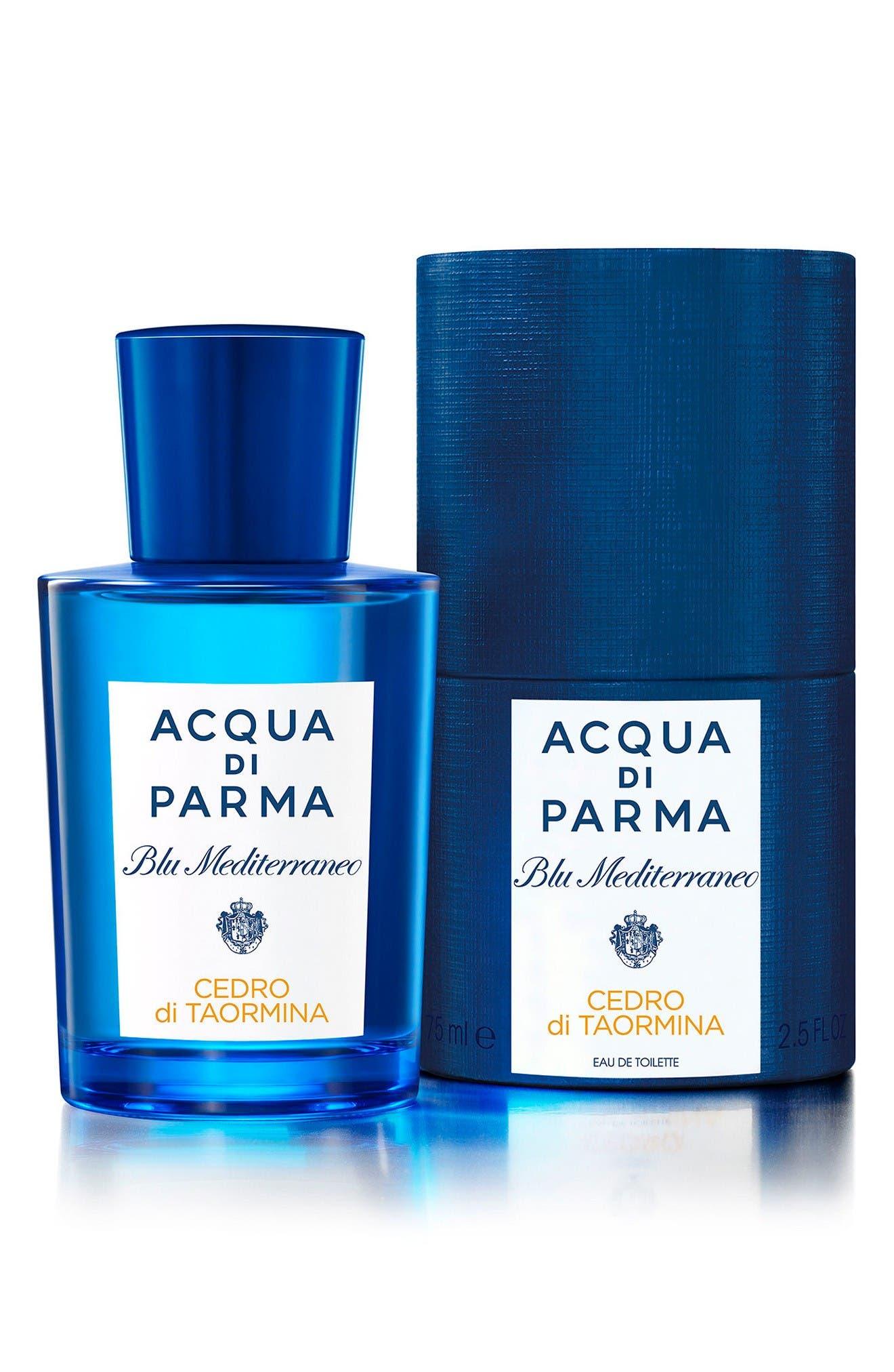 Alternate Image 4  - Acqua di Parma 'Blu Mediterraneo Cedro di Taormina' Eau de Toilette