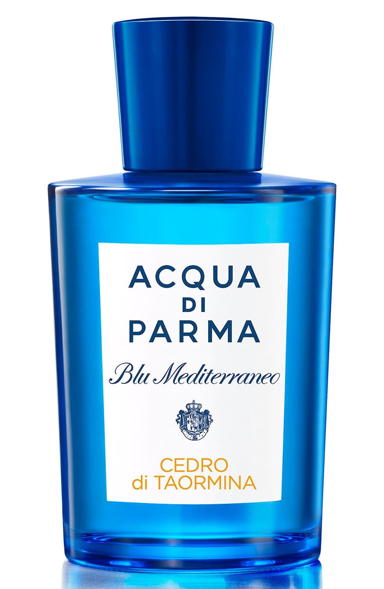 Alternate Image 1 Selected - Acqua di Parma 'Blu Mediterraneo Cedro di Taormina' Eau de Toilette