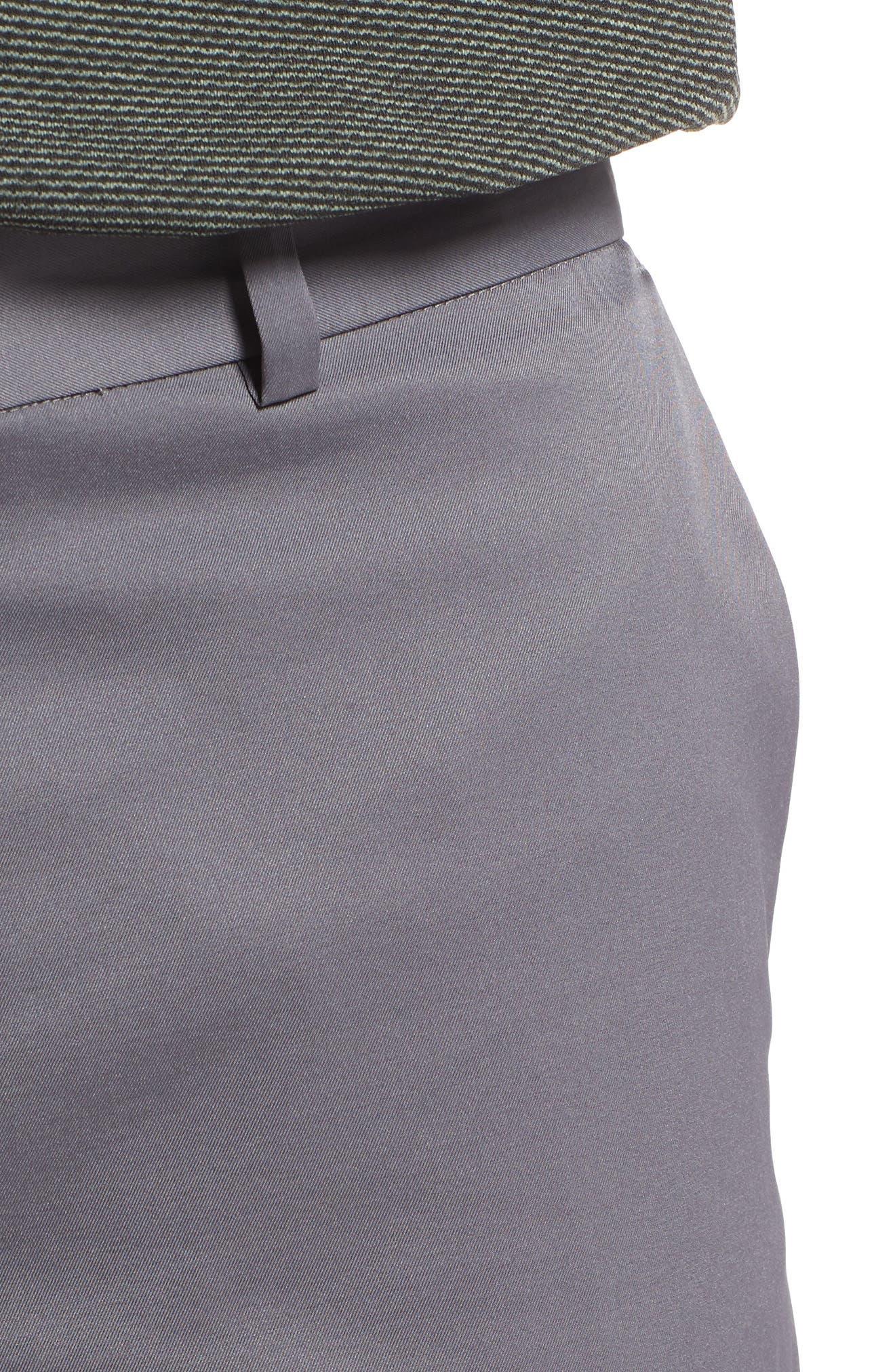 Alternate Image 4  - Nike Flat Front Dri-FIT Tech Golf Pants