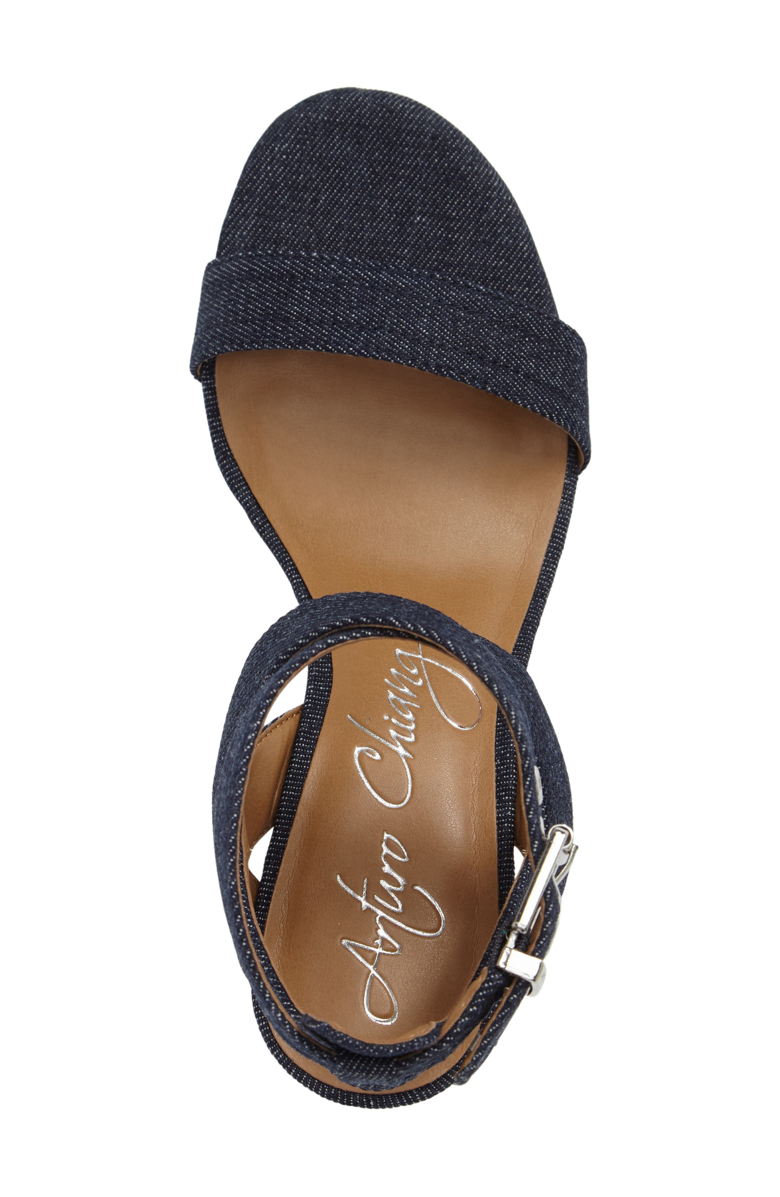 Alternate Image 3  - Arturo Chiang Hammil Block Heel Sandal (Women)