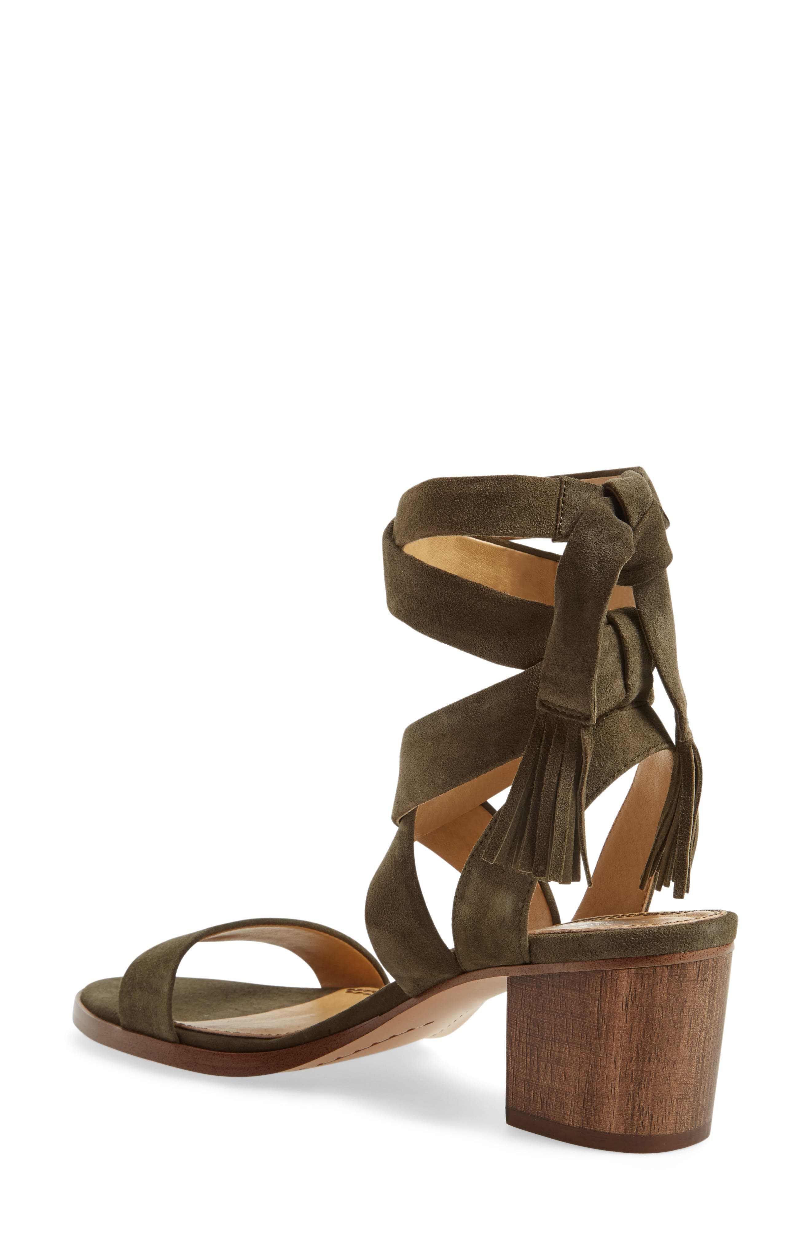 Alternate Image 2  - Splendid Janet Block Heel Sandal (Women)