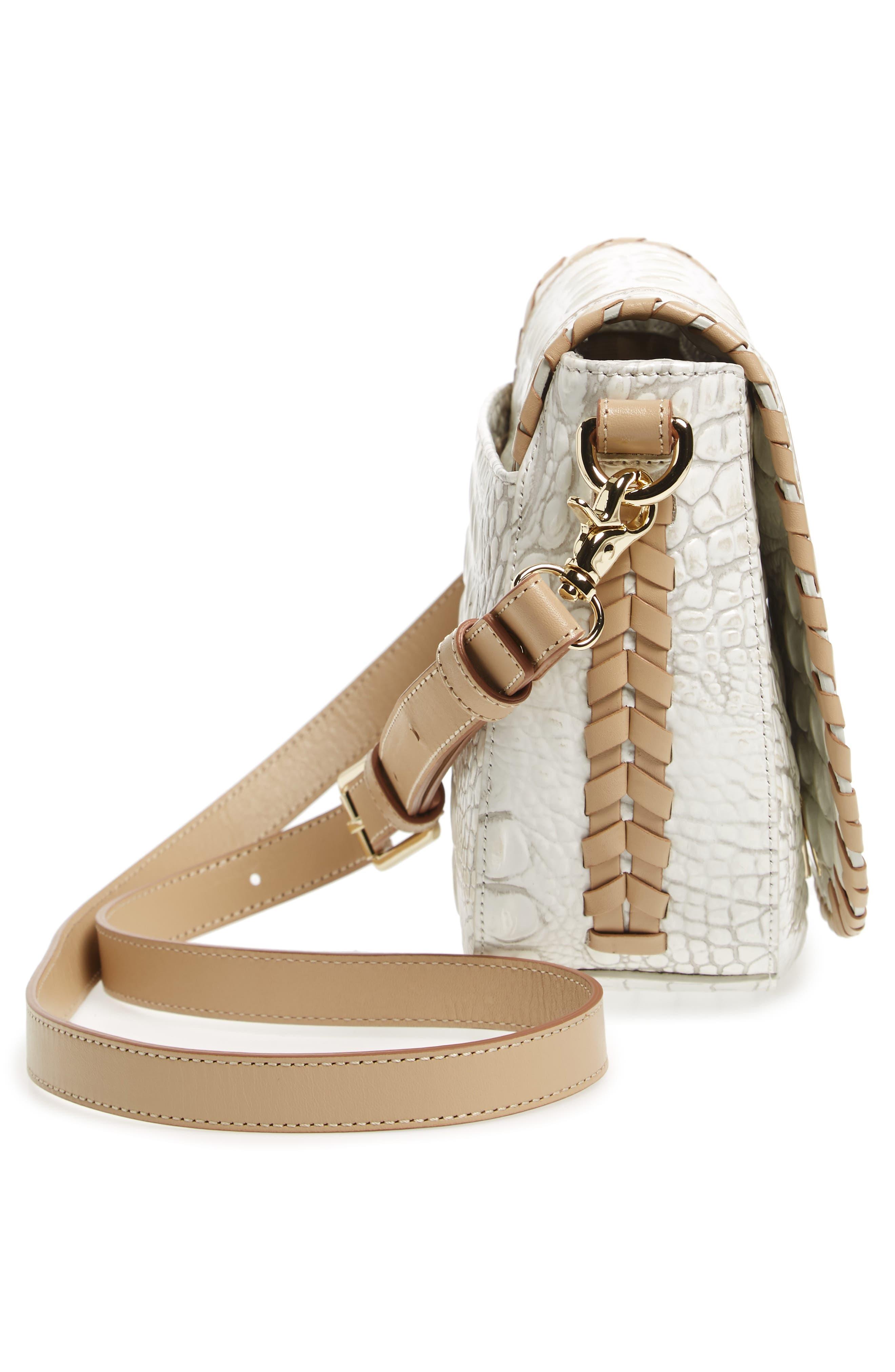 Alternate Image 4  - Brahmin Mini Sonny Leather Crossbody Bag