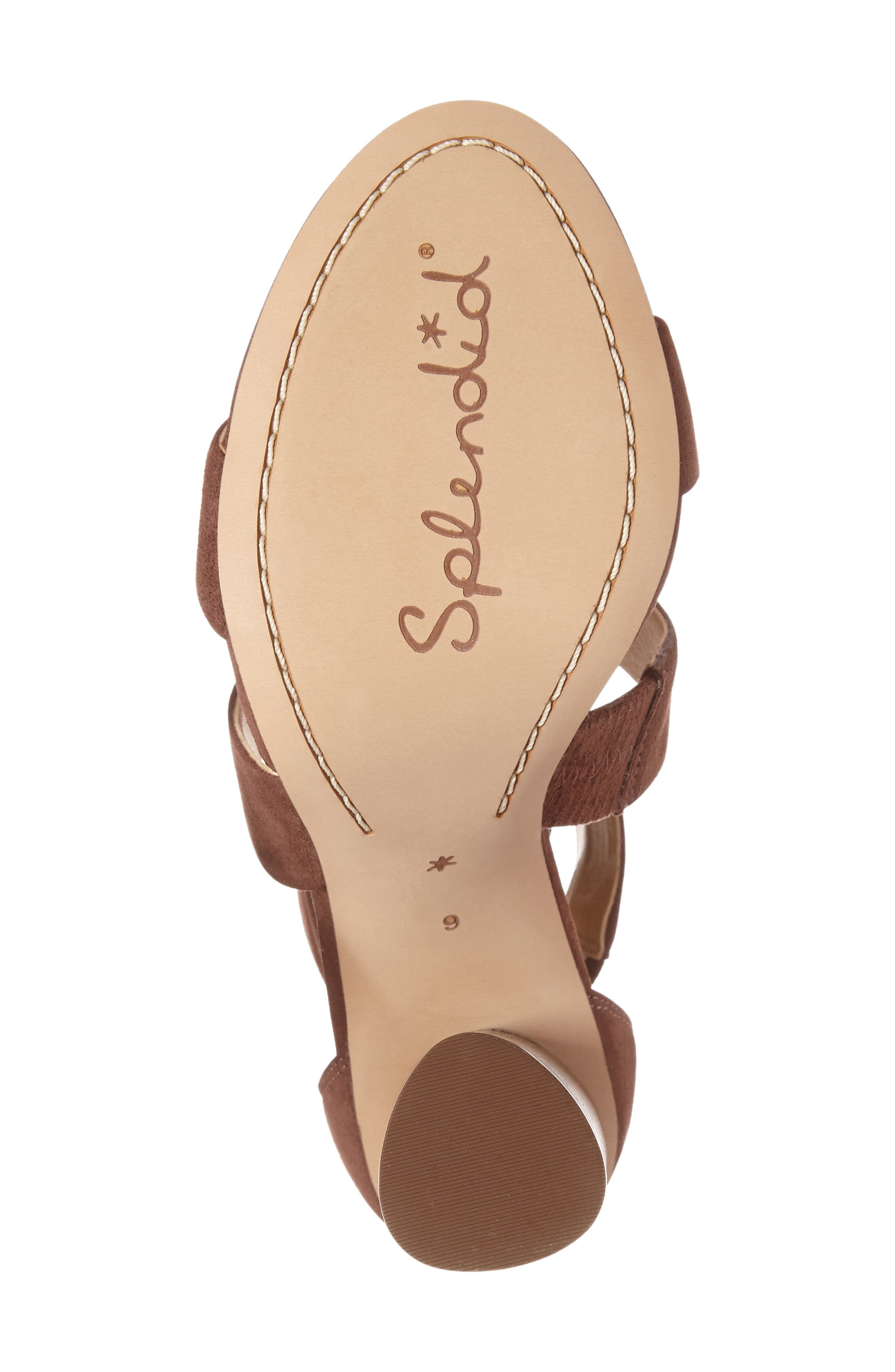 Alternate Image 4  - Splendid Jara Statement Heel Sandal (Women)