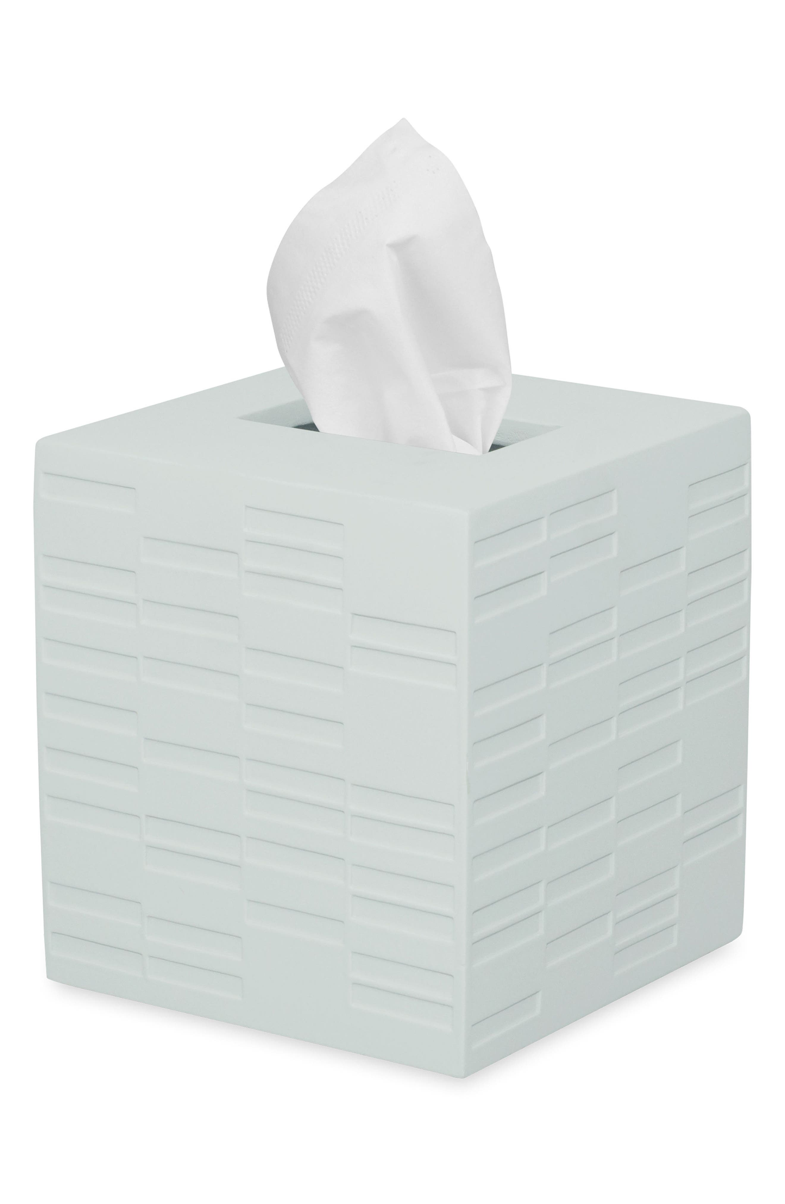 Alternate Image 1 Selected - DKNY High Rise Tissue Box Cover