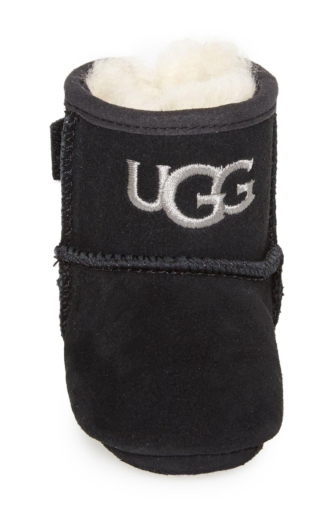 Alternate Image 3  - UGG® 'Jesse' Suede Boot (Baby & Walker)