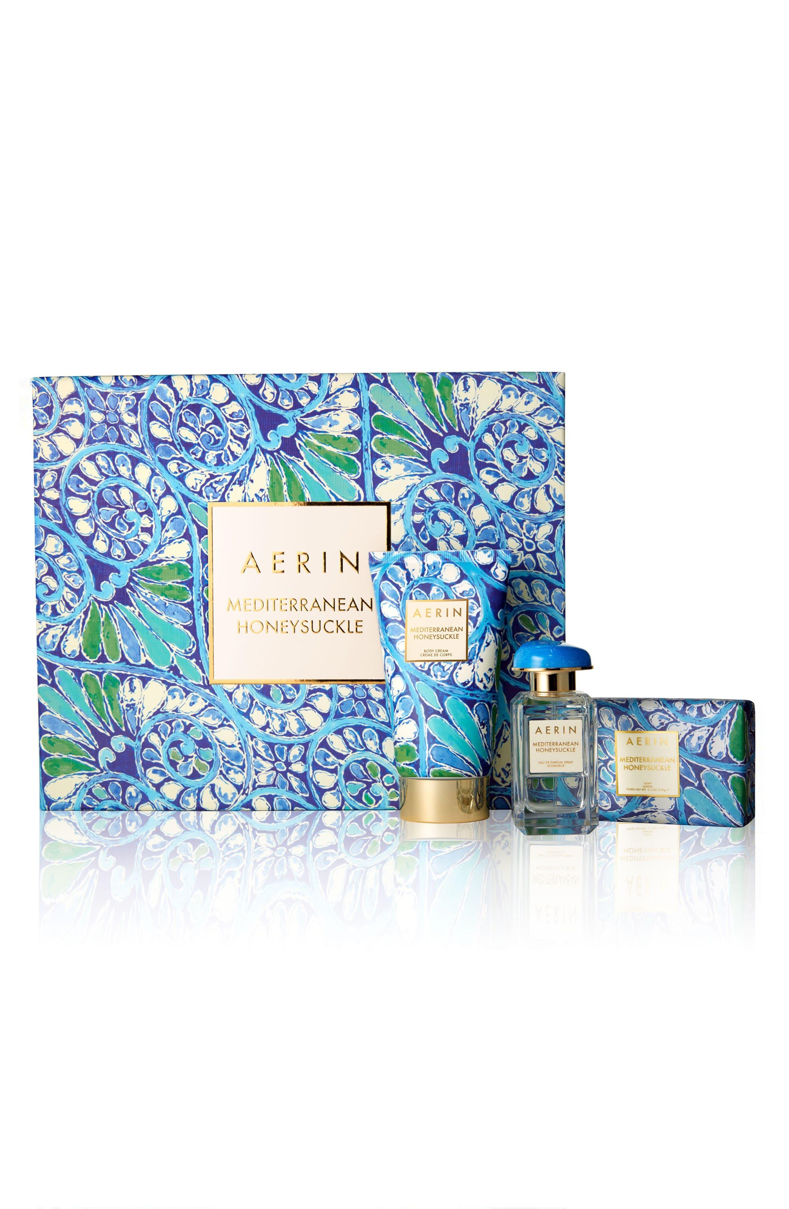 AERIN Beauty Mediterranean Honeysuckle Eau de Parfum Collection,                             Alternate thumbnail 2, color,                             No Color