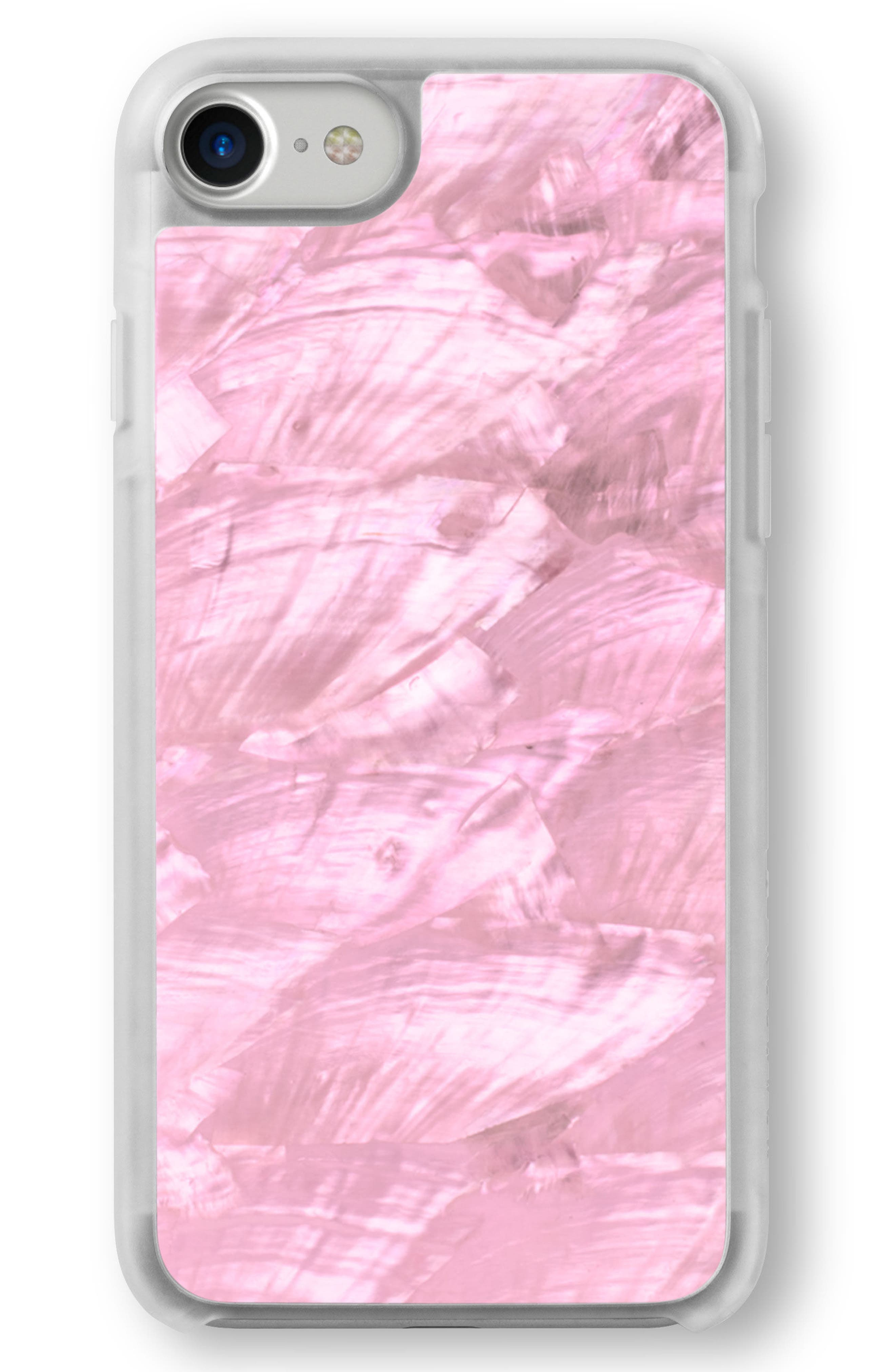 Main Image - Recover Rose Abalone iPhone 6/7 & 6/7 Plus Case