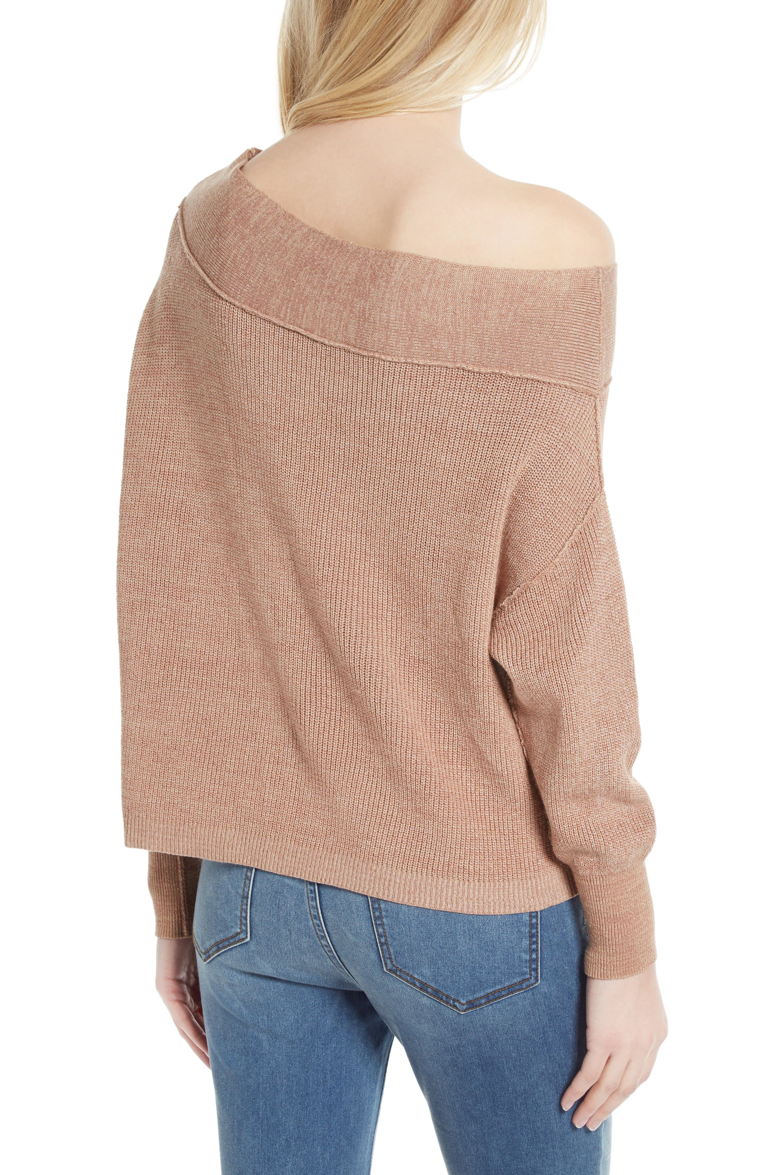 Alternate Image 2  - Free People Alana Pullover Sweater