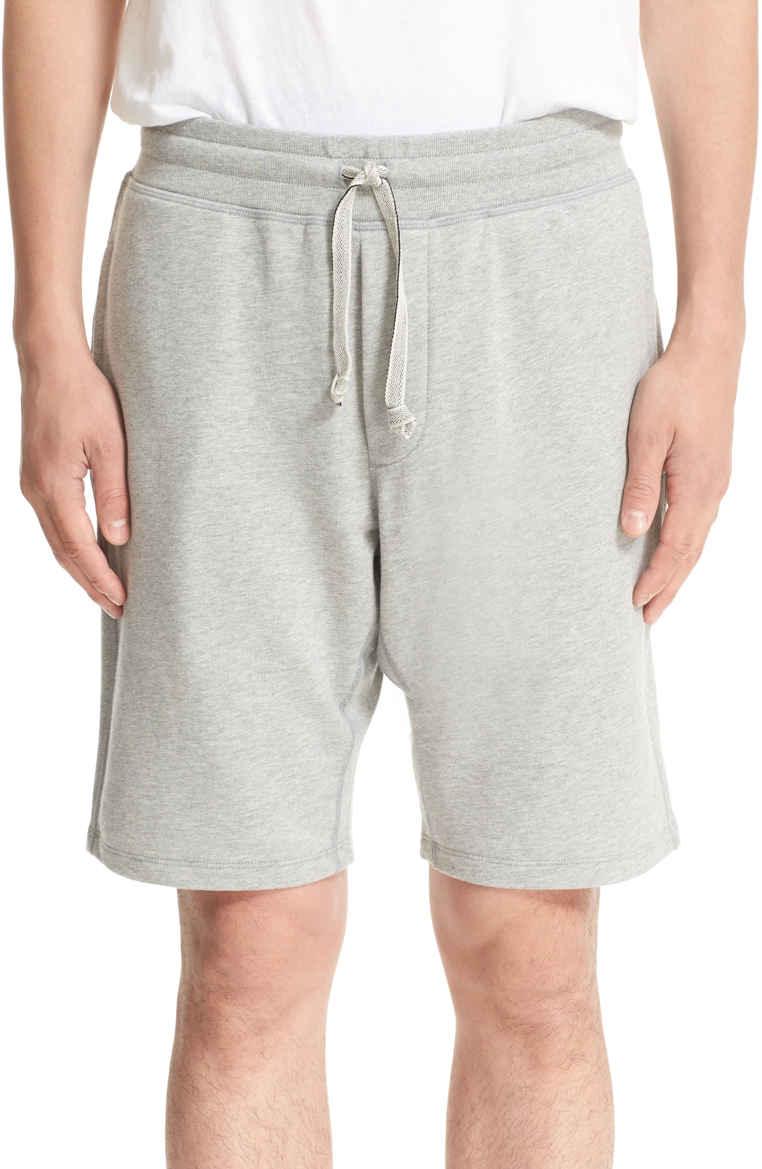 wings + horns Fleece Shorts