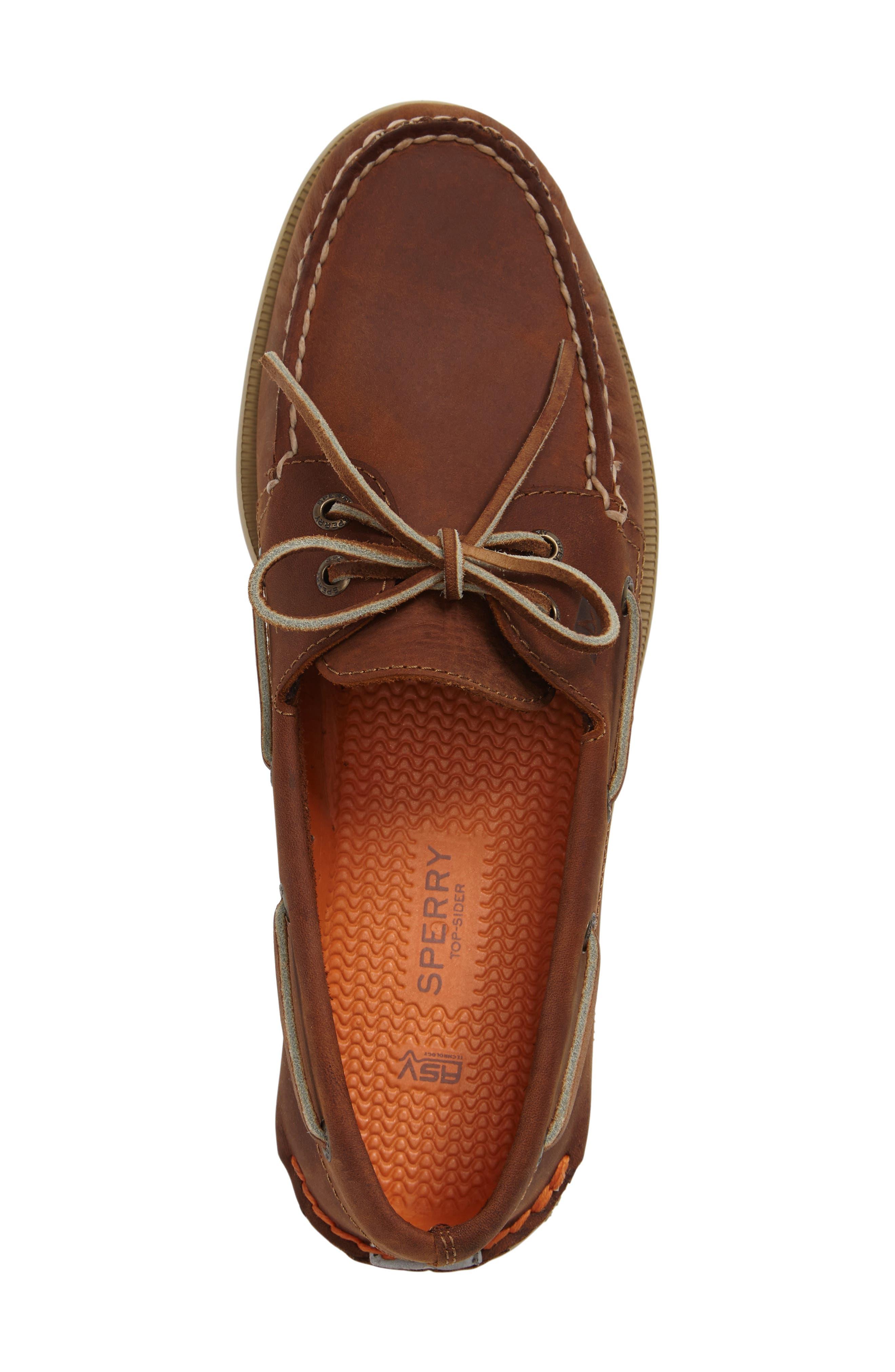 Alternate Image 3  - Sperry Captain's Authentic Original Boat Shoe (Men)