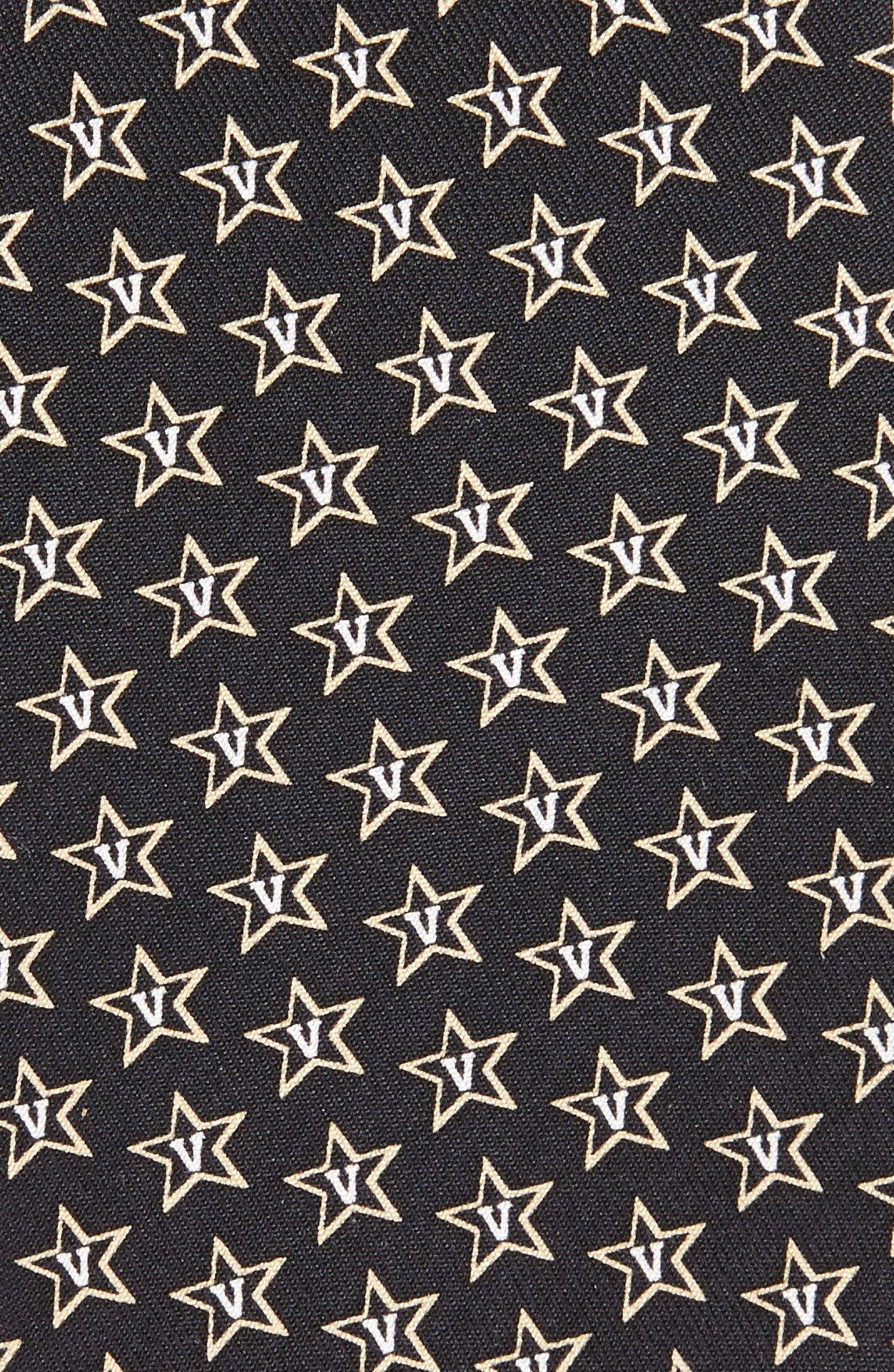 Alternate Image 2  - Vineyard Vines Vanderbilt University Silk Tie