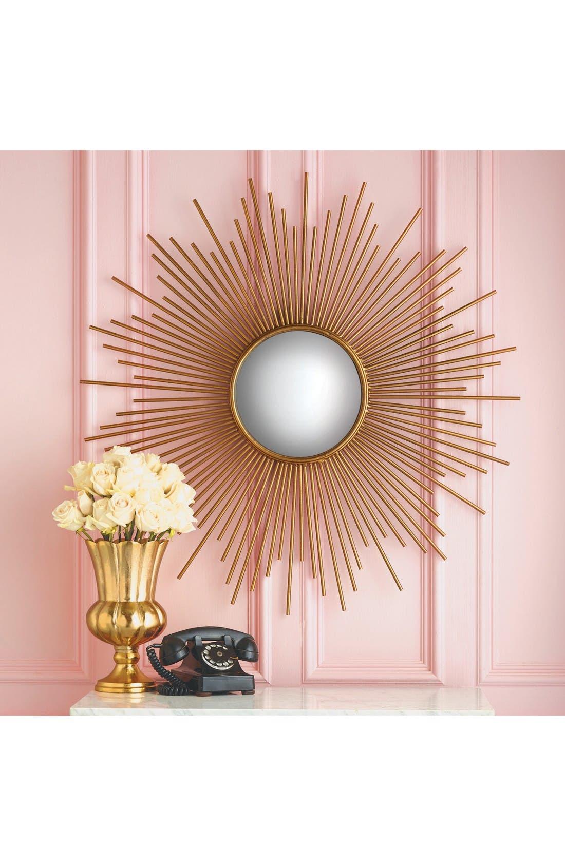 Alternate Image 2  - Two's Company Sunburst Mirror
