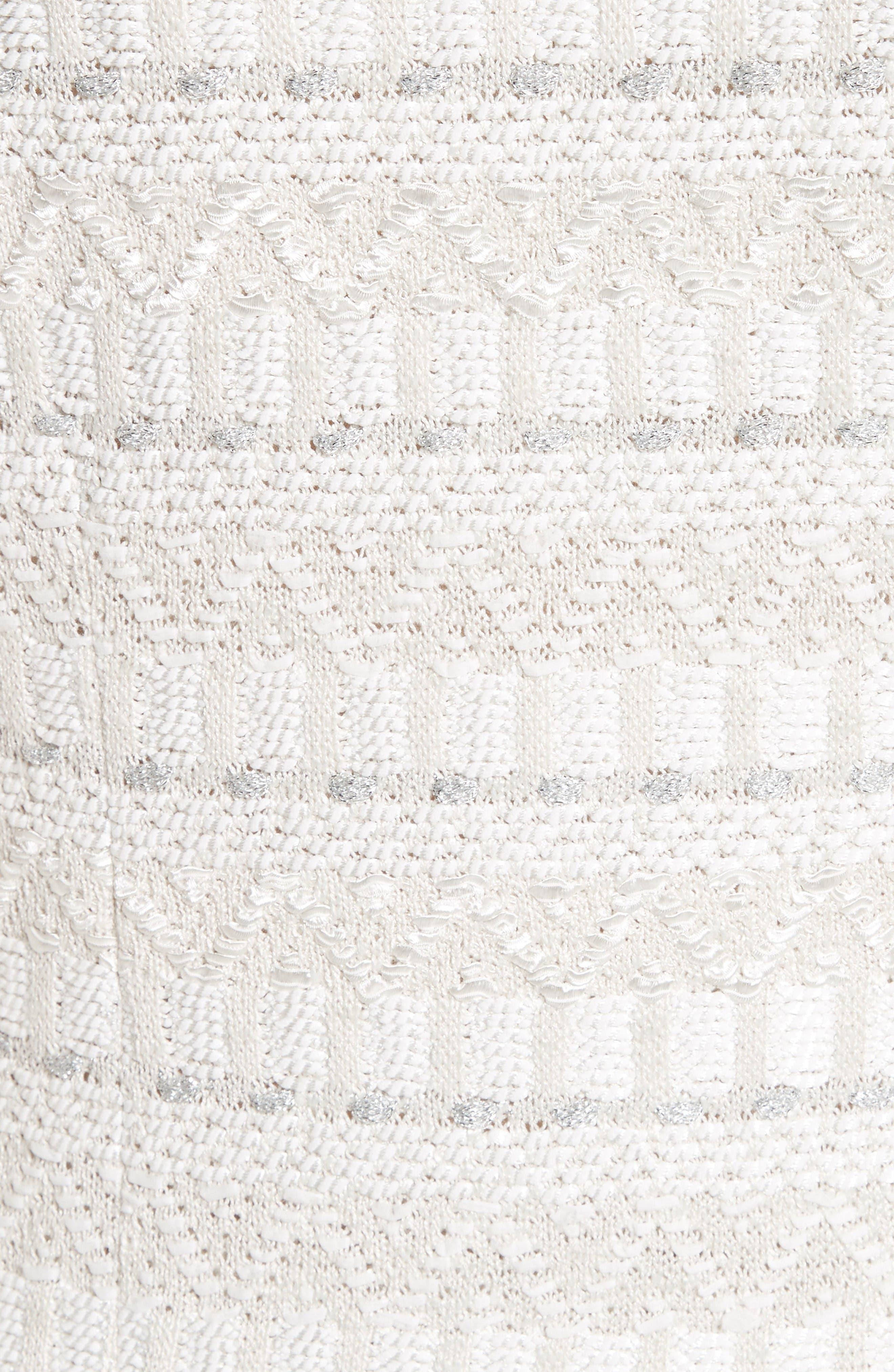 Alternate Image 6  - St. John Collection Samar Knit Tweed Jacket