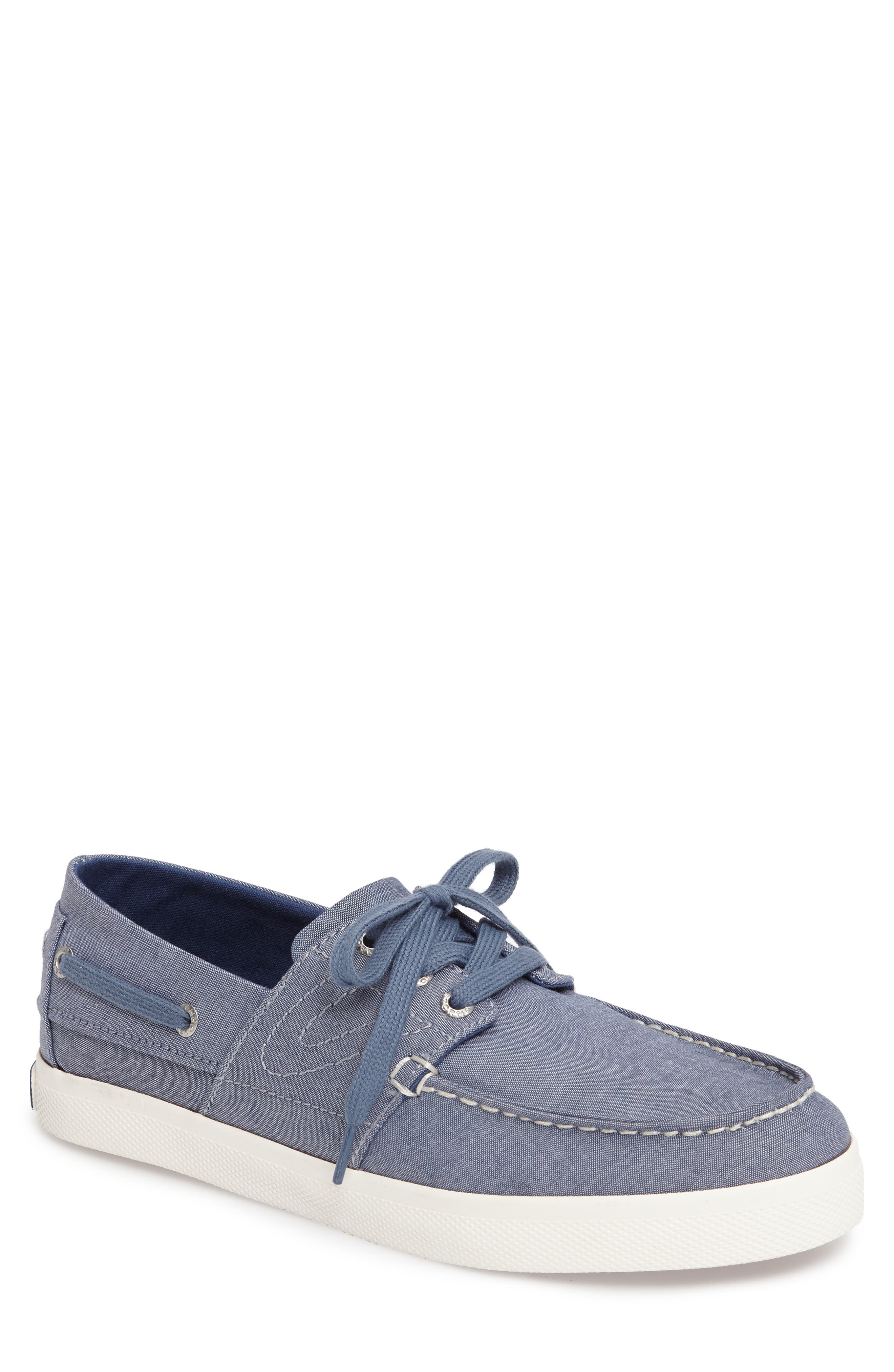 Tretorn Motto Boat Shoe (Men)