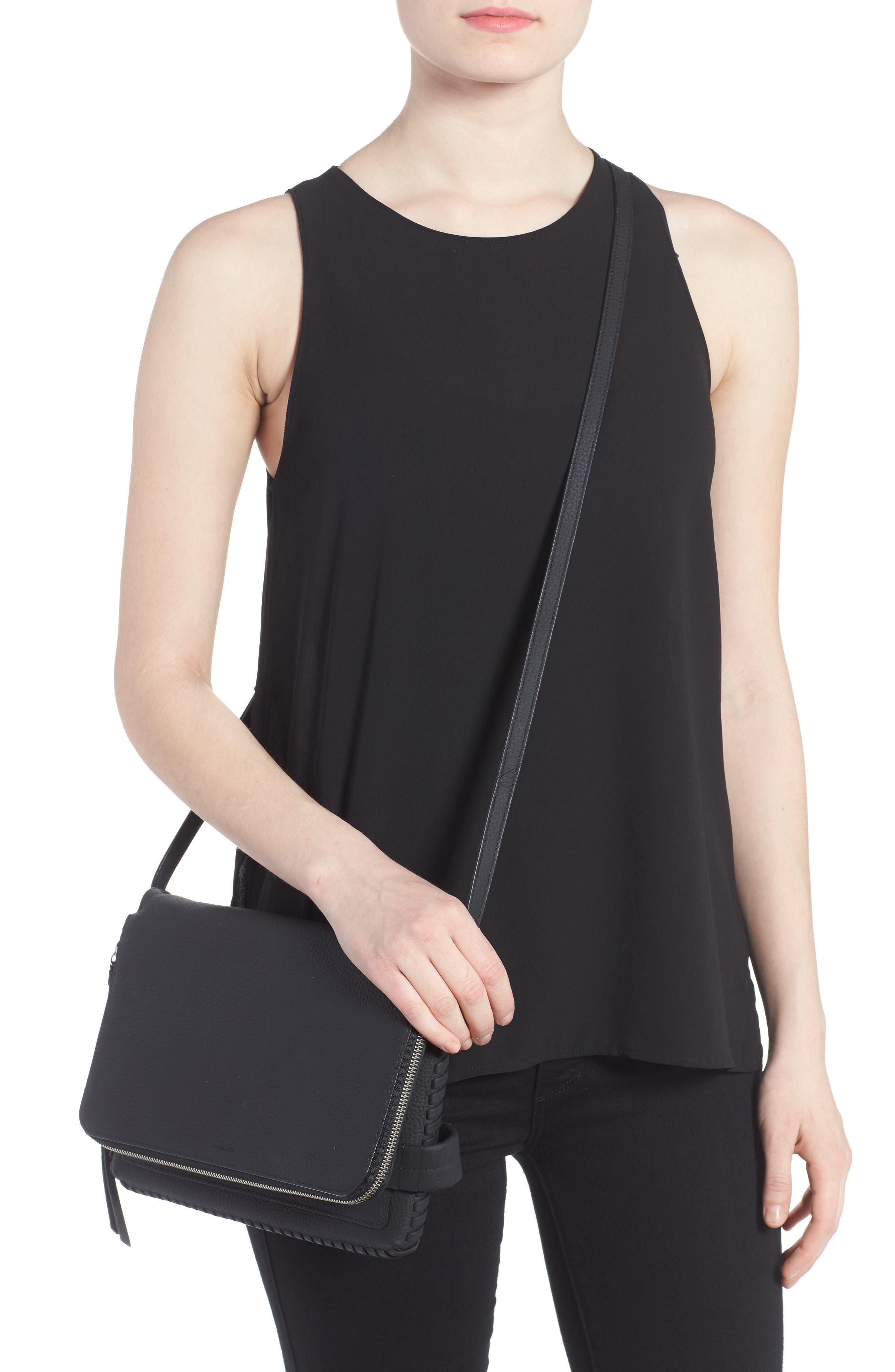 Alternate Image 2  - ALLSAINTS Medium Club Convertible Crossbody Bag