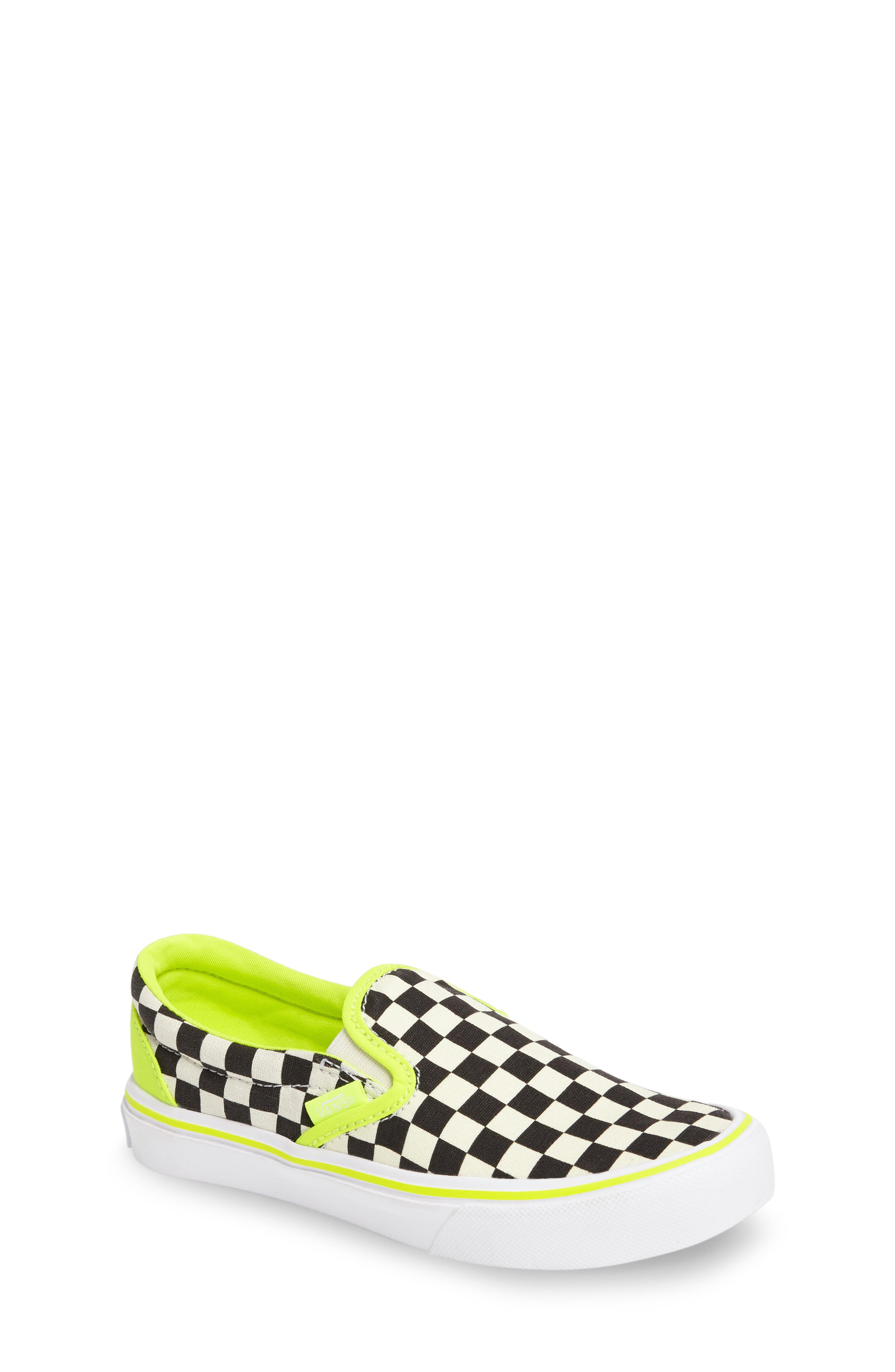 Classic Freshness Slip-On Lite Sneaker,                             Main thumbnail 1, color,                             Freshness Classic White/Black