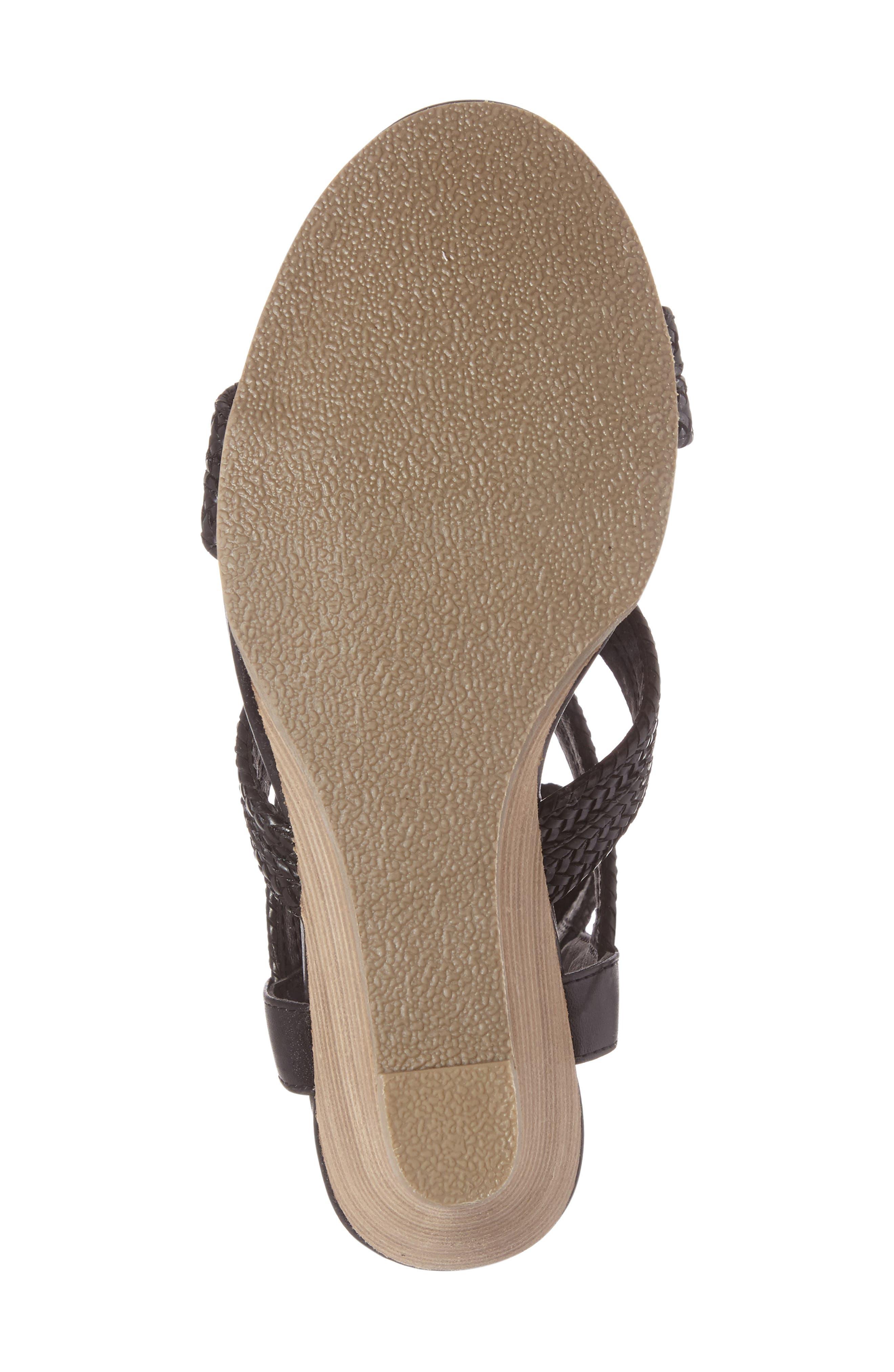 Alternate Image 4  - Matisse Whimsy Wedge Sandal (Women)